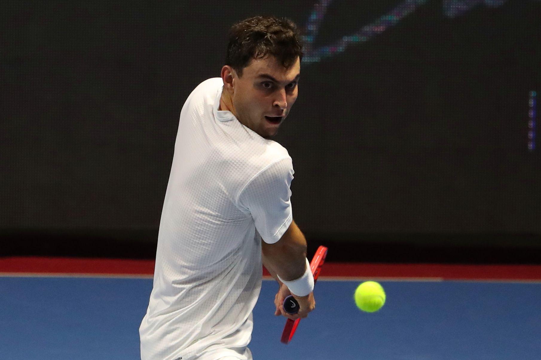 Теннис, Australian Open, четвертьфинал, Карацев - Димитров, прямая текстовая онлайн трансляция