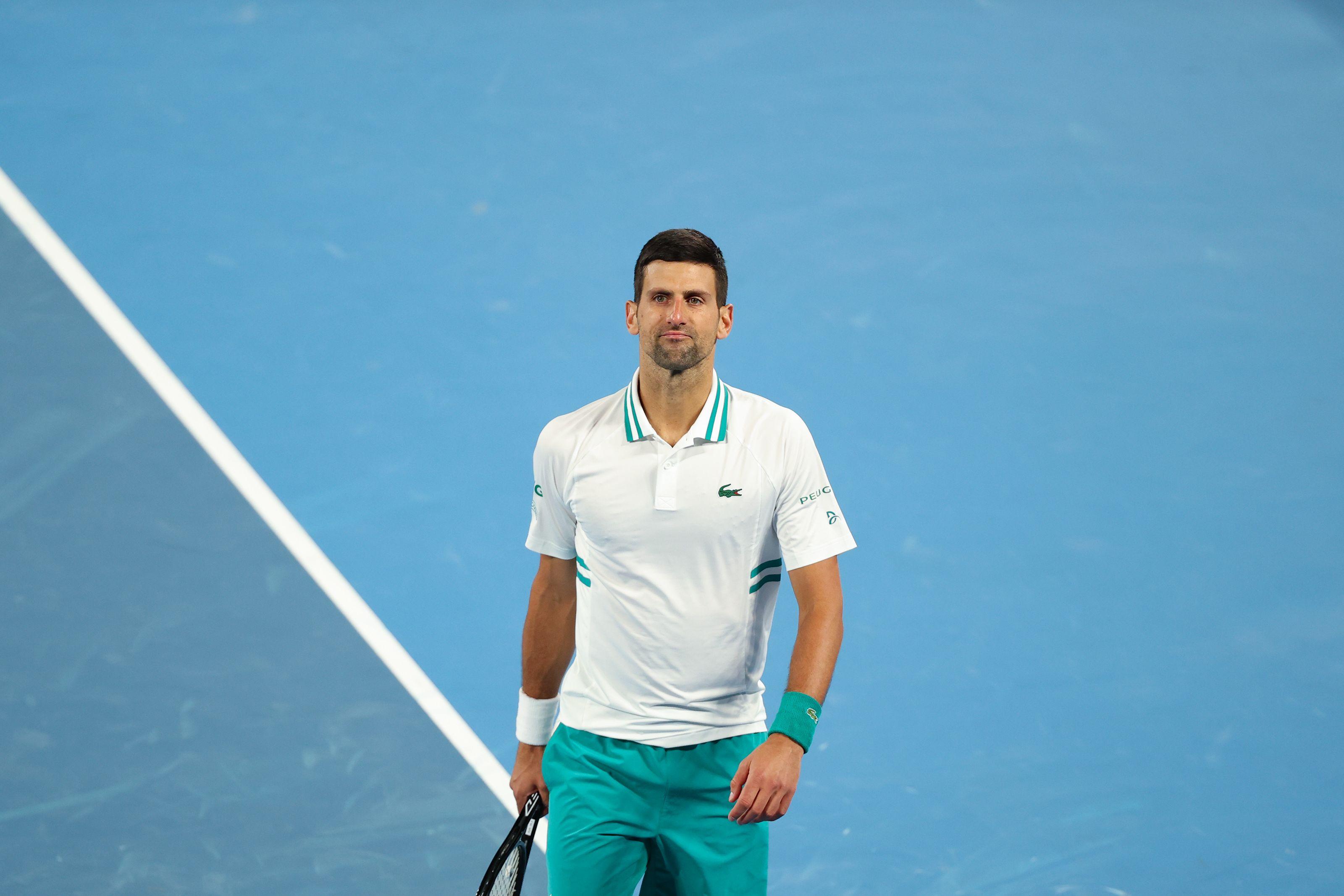 Теннис, Australian Open, четвертьфинал, Джокович - Зверев, прямая текстовая трансляция матча