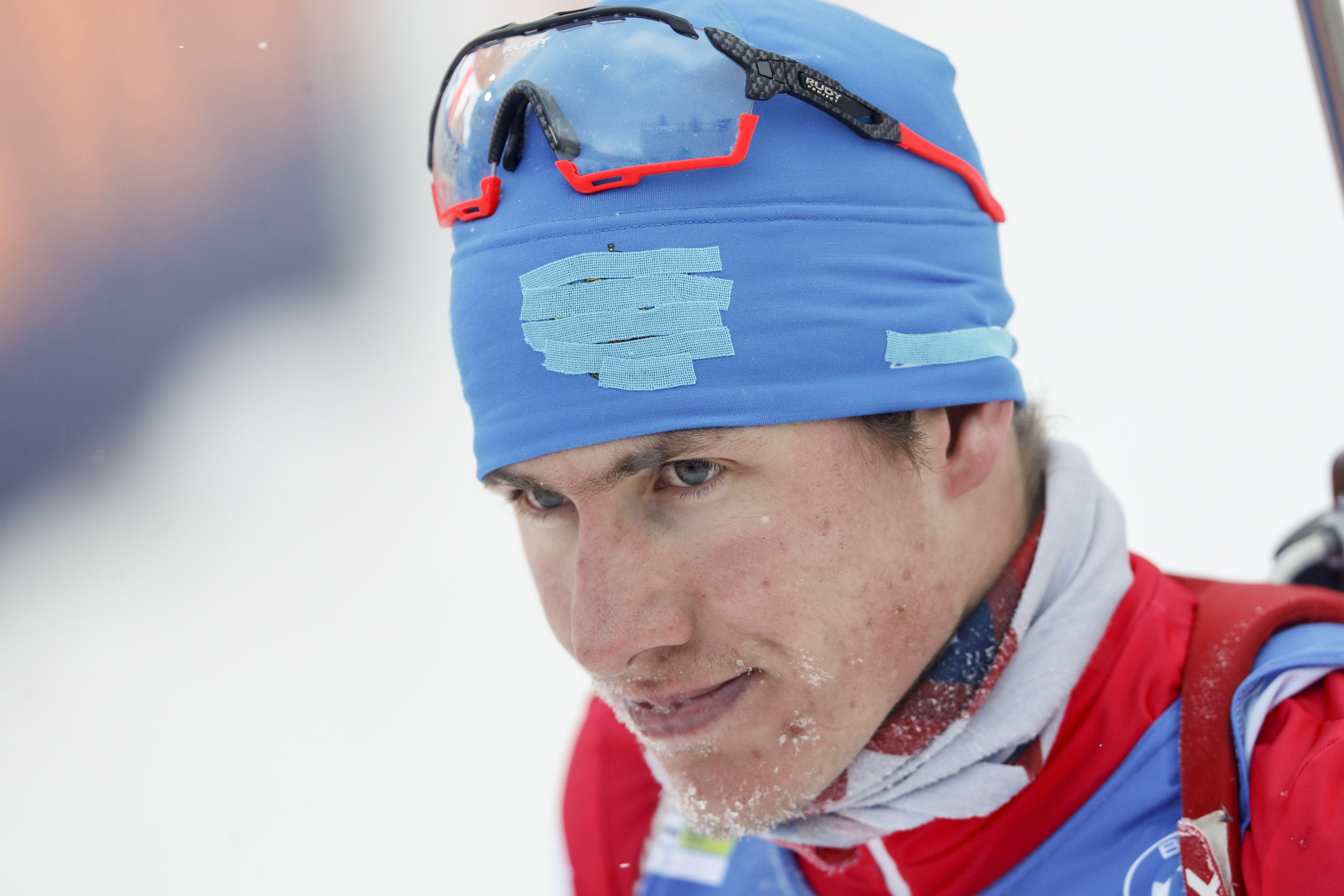 Каминский пожурил Латыпова за тренировку в выходной