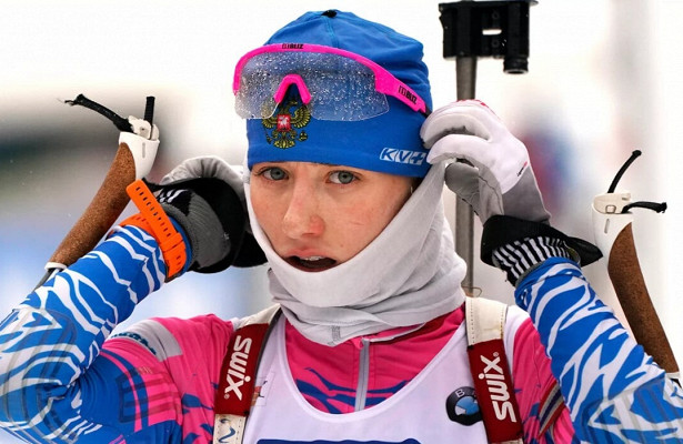 Биатлон. Чемпионат мира: Миронова финишировала в шаге от медалей, Давидова впервые в карьере выигрывает Индивидуальную гонку!