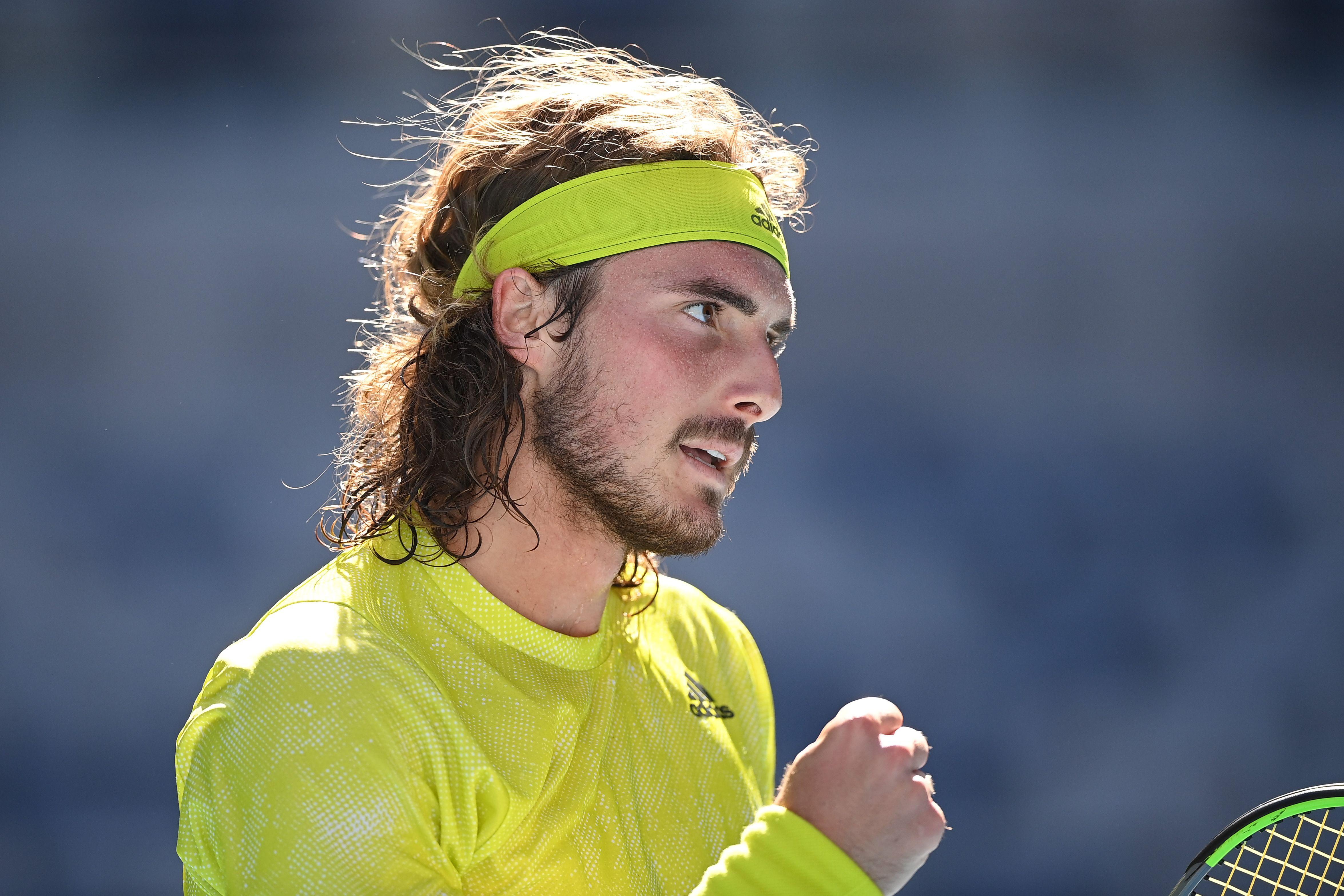 Циципас будет соперником Медведева в полуфинале Australian Open. В 1/4 финала грек обыграл Надаля