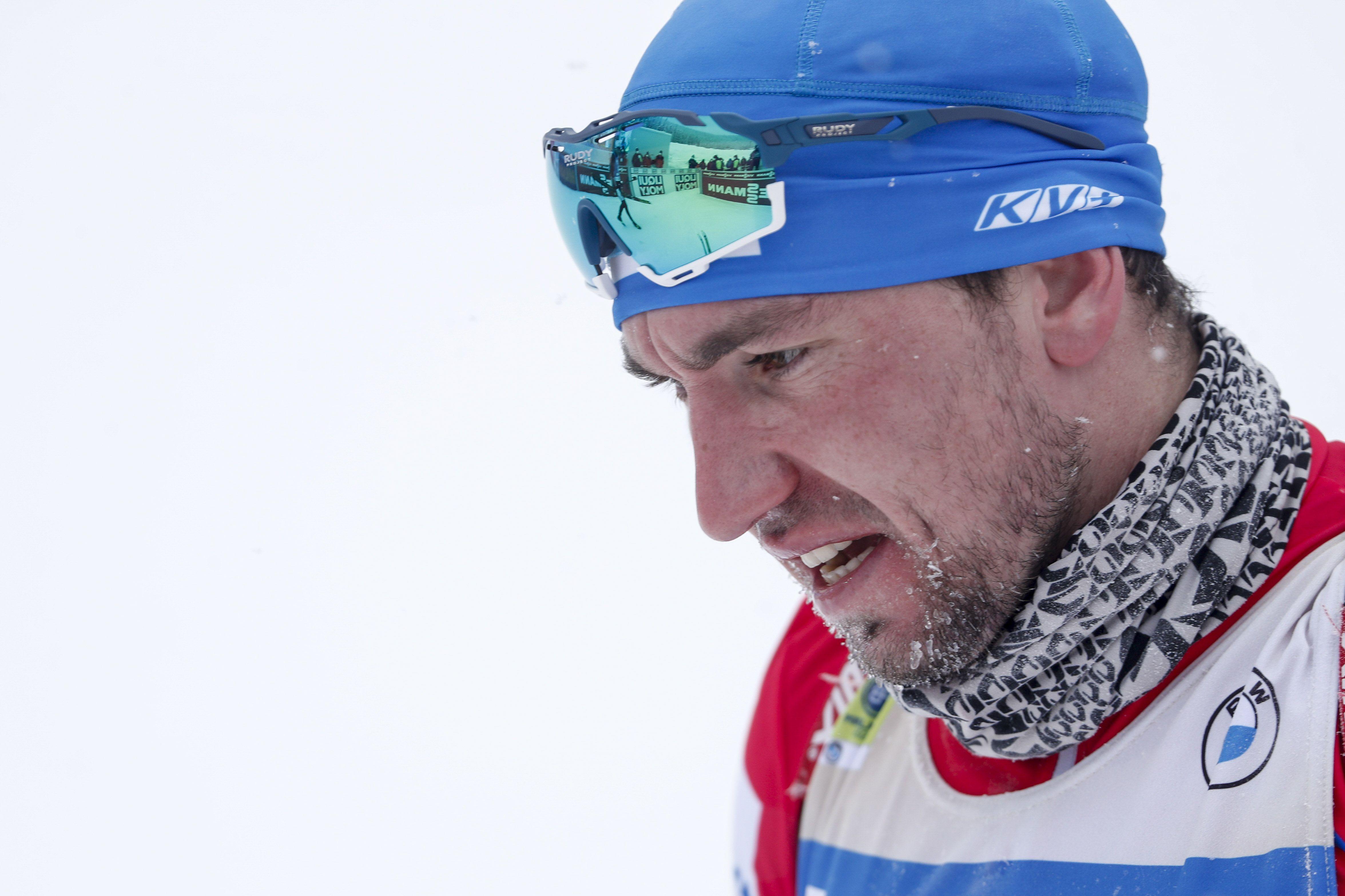 Старший тренер сборной России по биатлону раскритиковал Логинова после очередного провала
