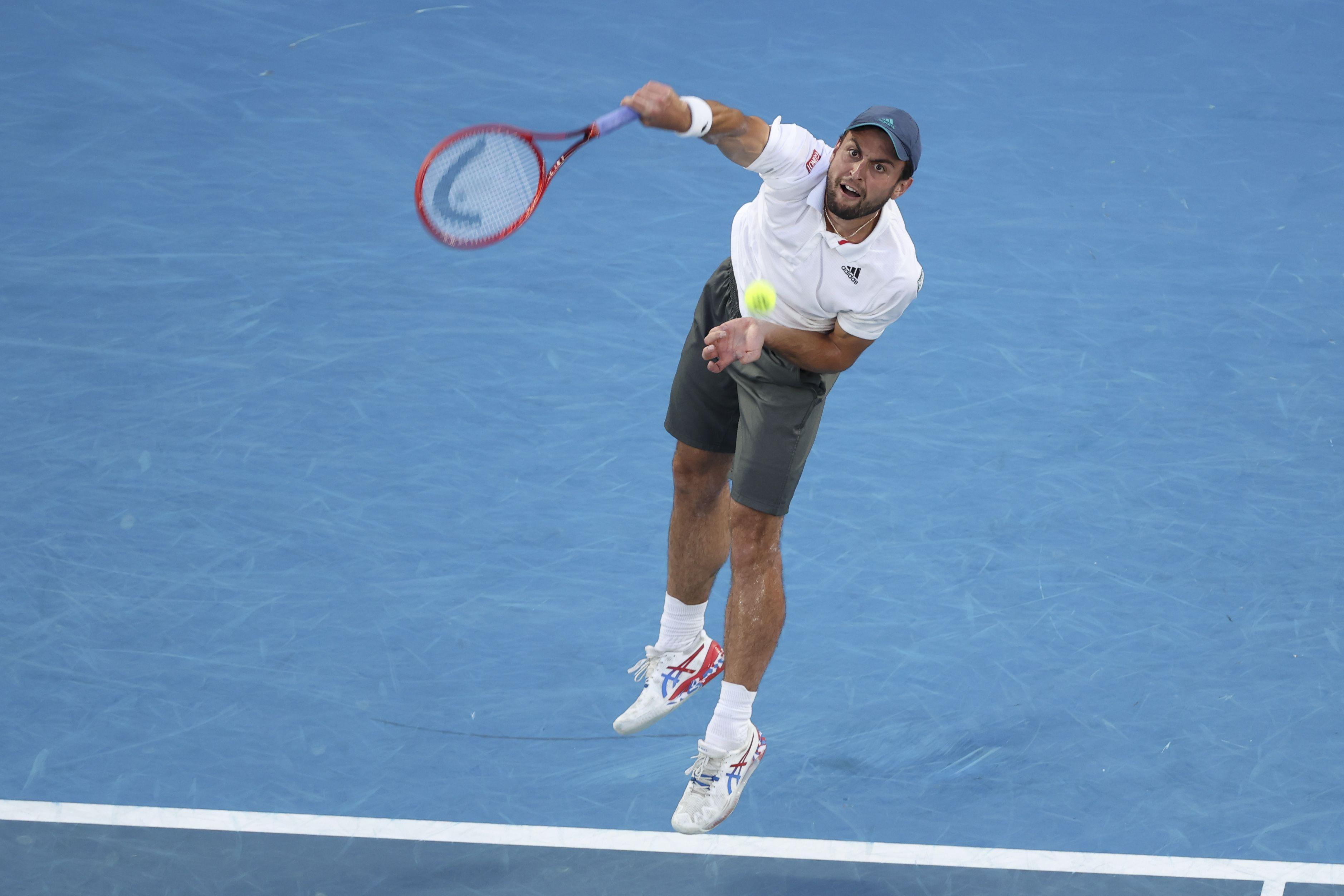 Карацев завершил выступление на Australian Open, Джокович сыграет в девятом финале
