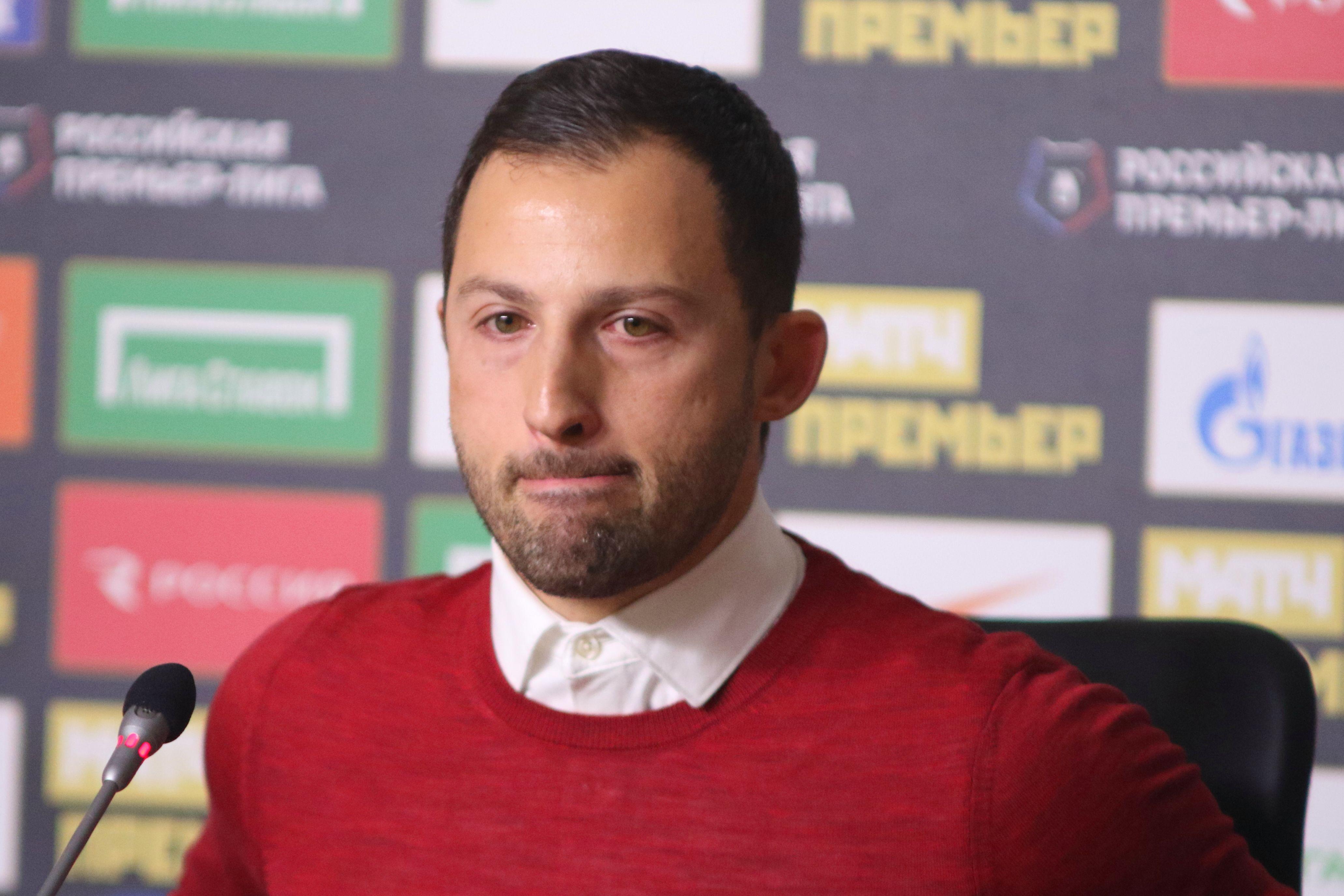 Тедеско назвал тренера, которого порекомендовал бы 'Спартаку' после своего ухода