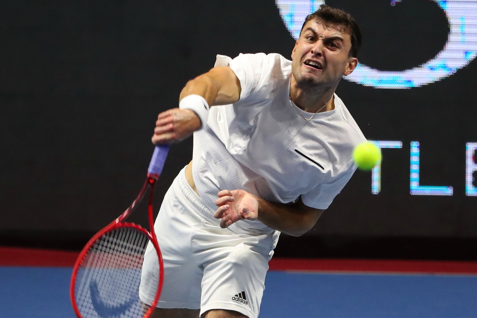 Известный советский теннисист оценил игру Карацева в противостоянии с Джоковичем