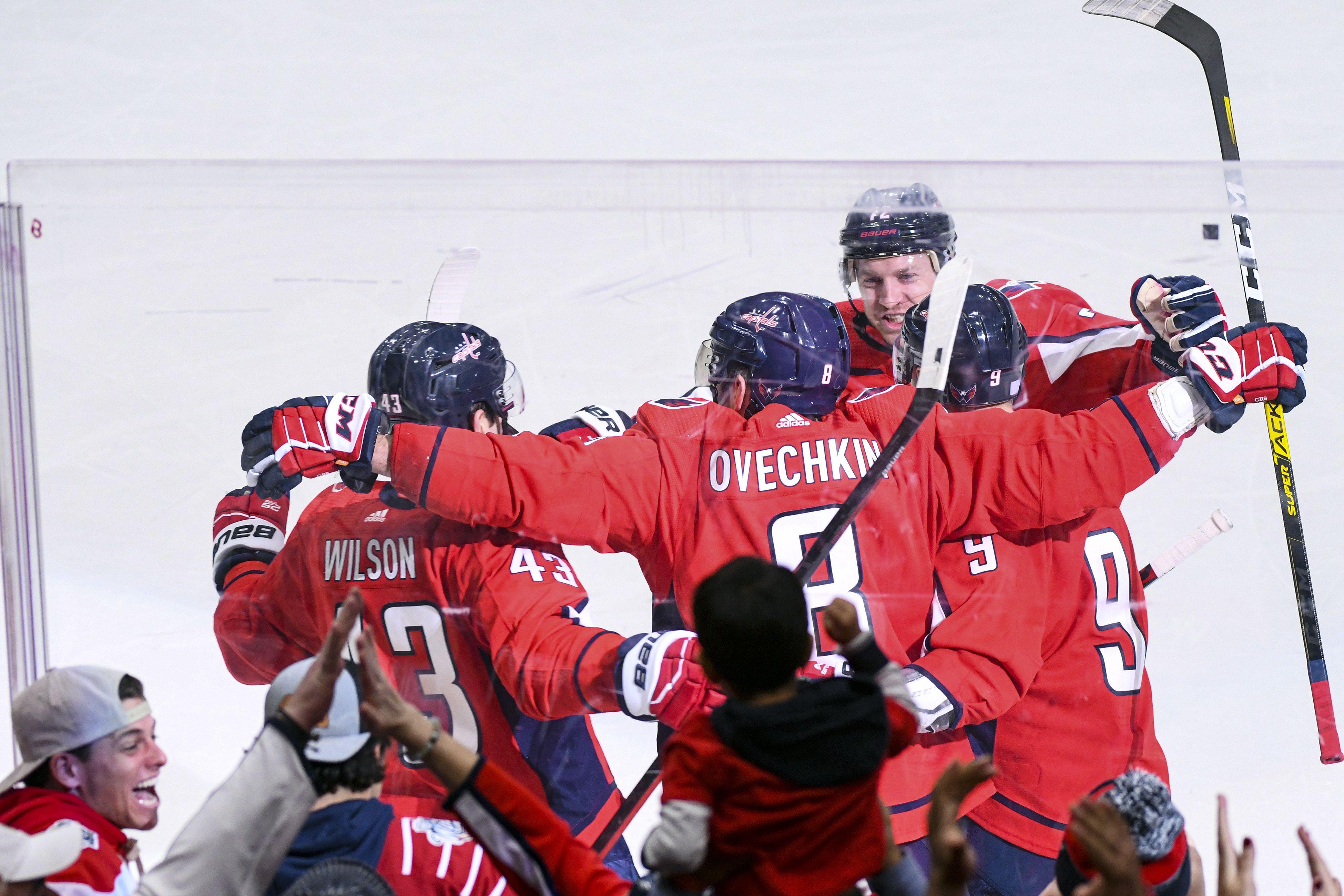 Овечкин вошёл в топ-100 лучших ассистентов в истории НХЛ