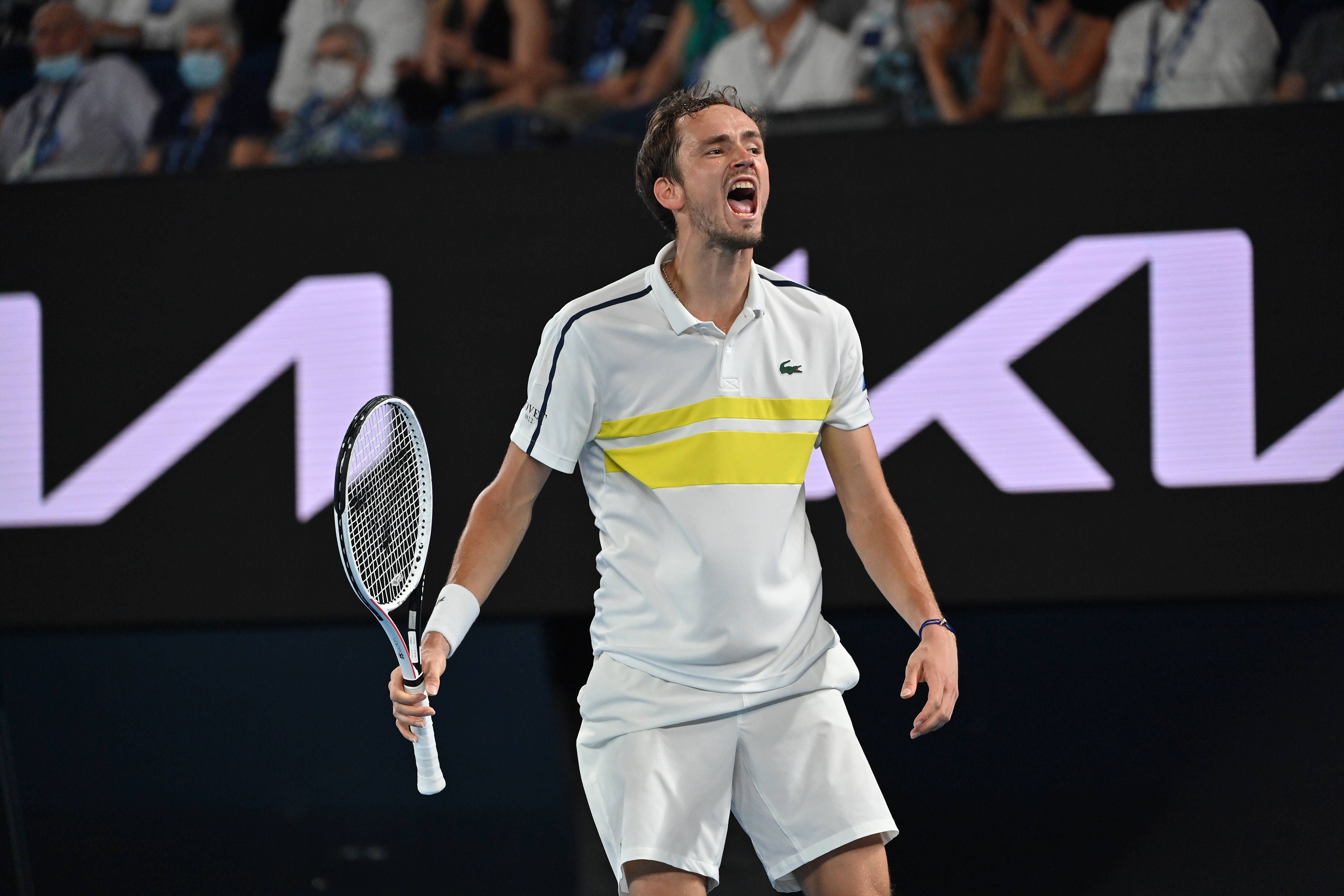 Медведев в случае победы на Australian Open впервые станет второй ракеткой мира
