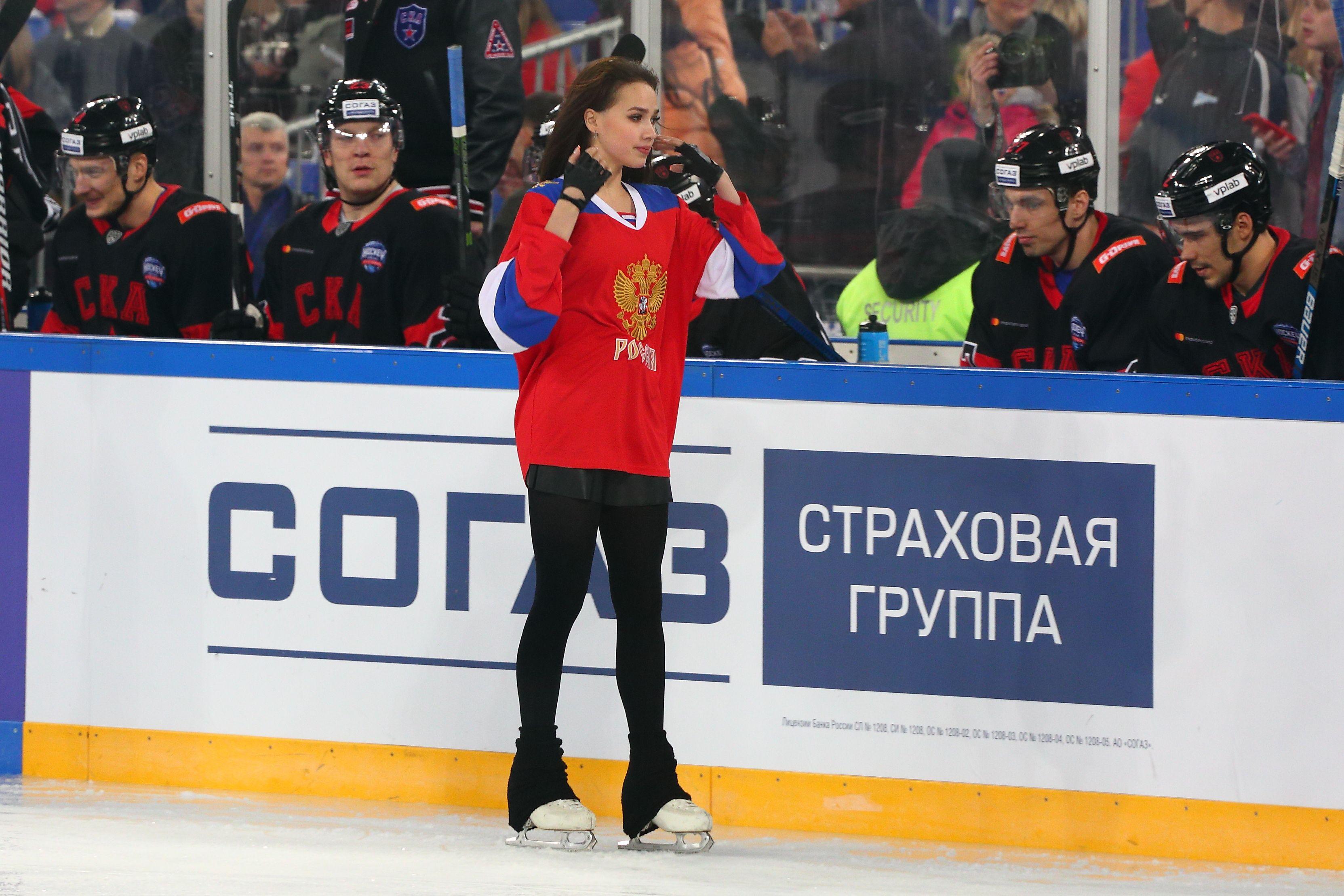 Загитова и Медведева снова выступят вместе: Первый канал покажет гала-концерт 'Ледникового периода'