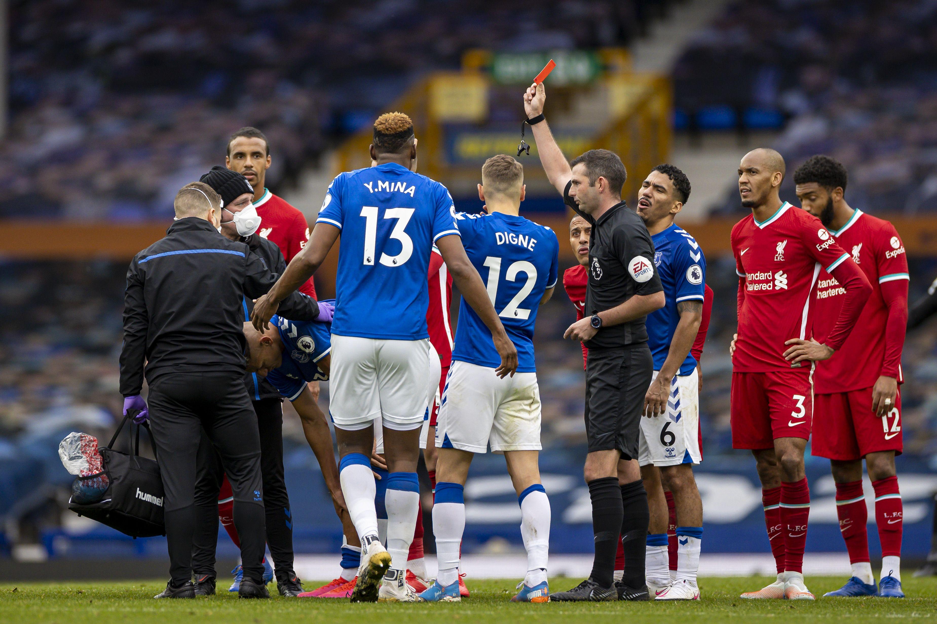 Футбол, АПЛ, Ливерпуль — Эвертон, прямая текстовая онлайн трансляция