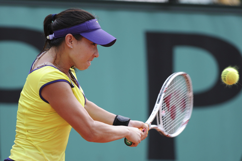 Теннисистка Бычкова возвращается в корт после пятилетнего перерыва