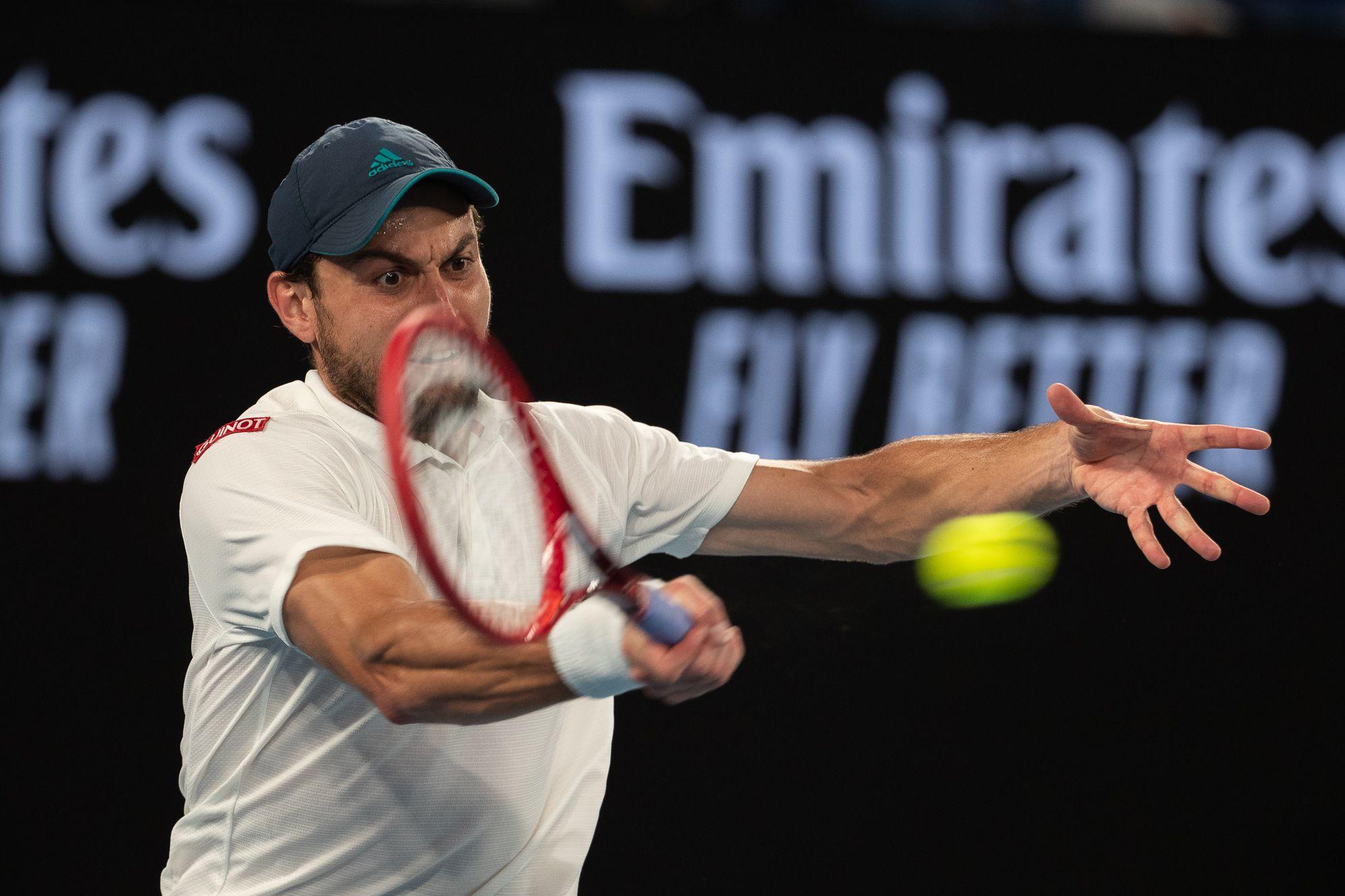 Отец Карацева: 'Вопрос оставить теннис никогда не поднимался'