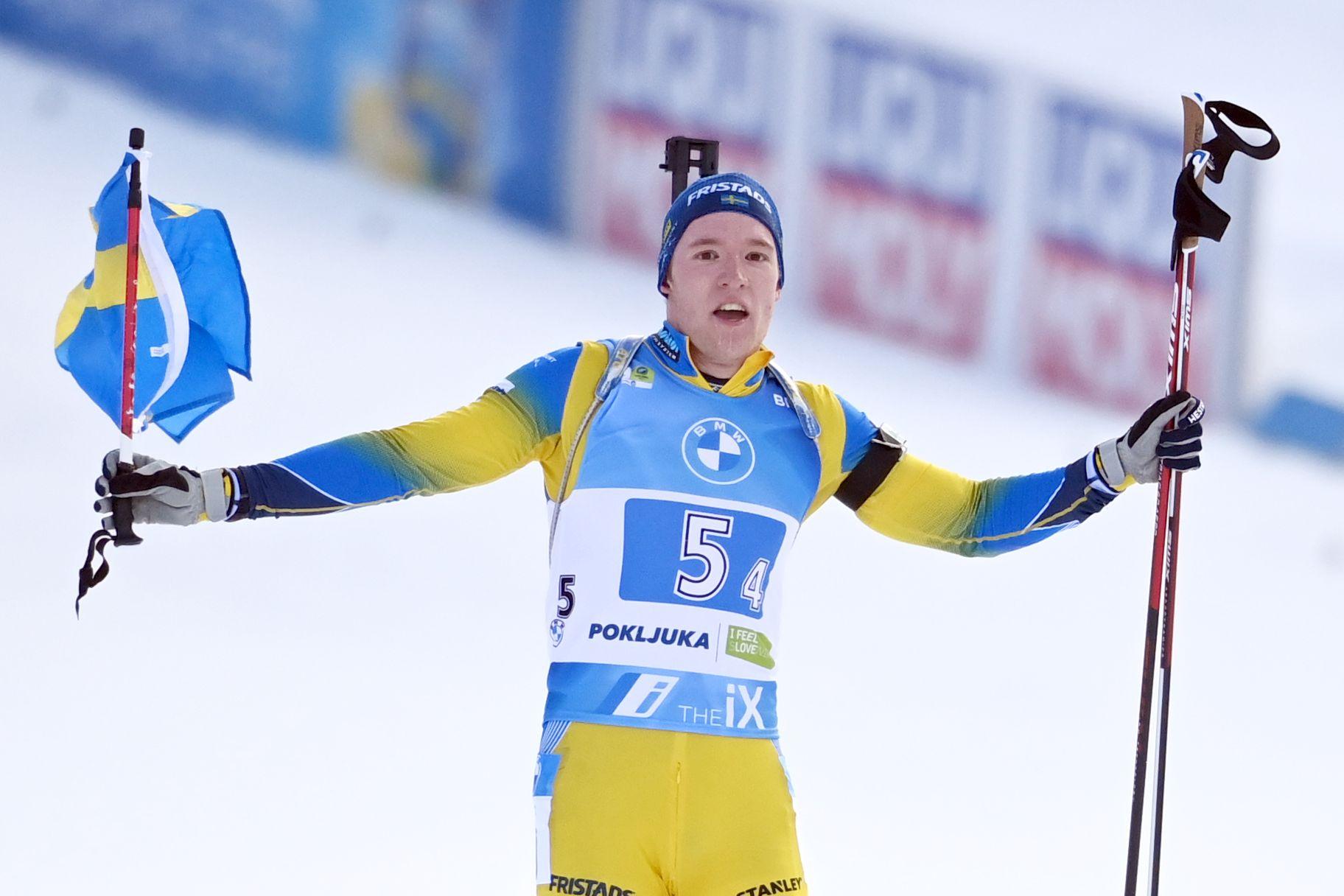 Биатлонист Самуэльссон: 'Я чую кровь, когда вижу перед собой русского'