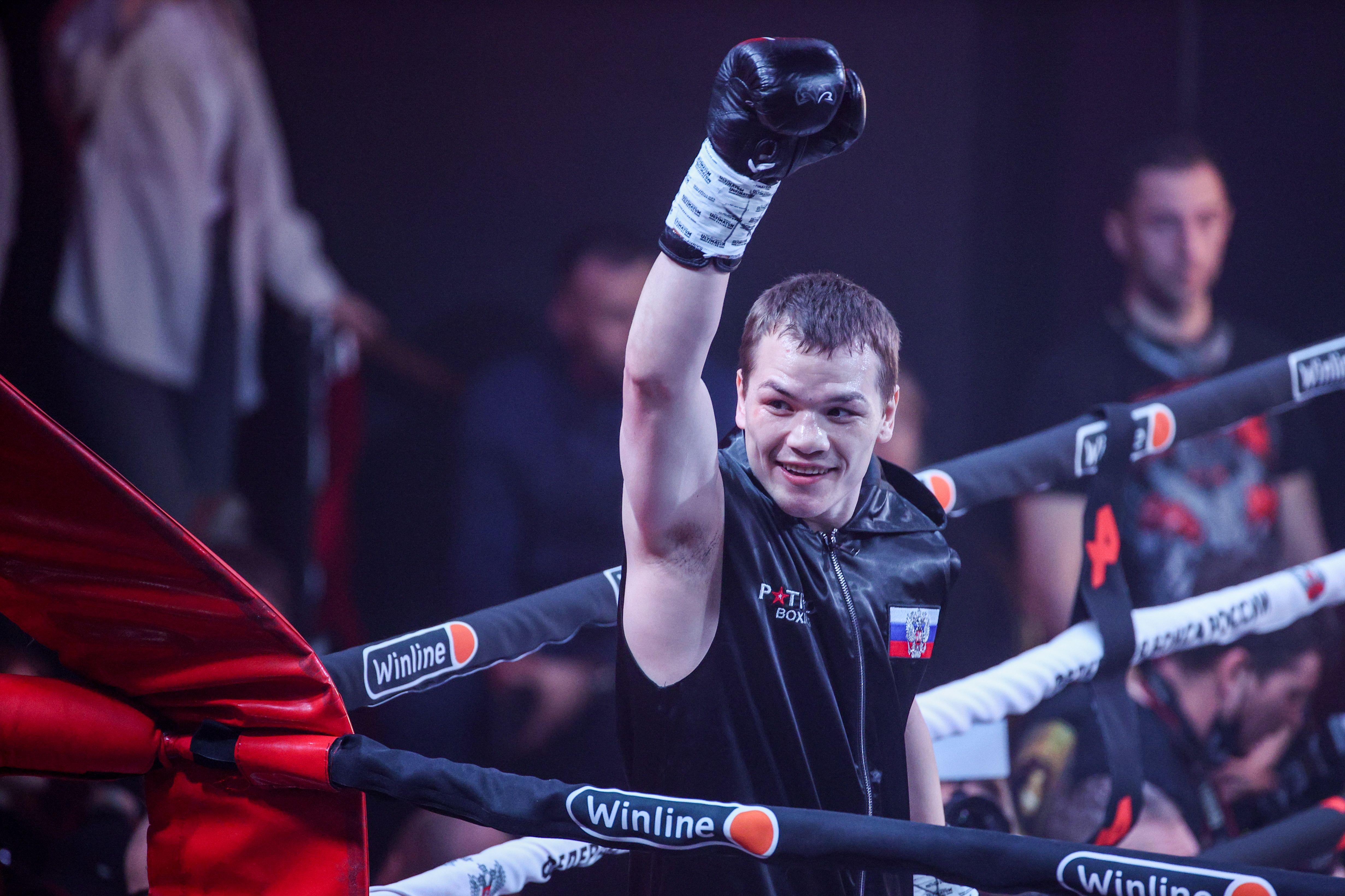 Чудинов и Чилемба не смогли выявить победителя