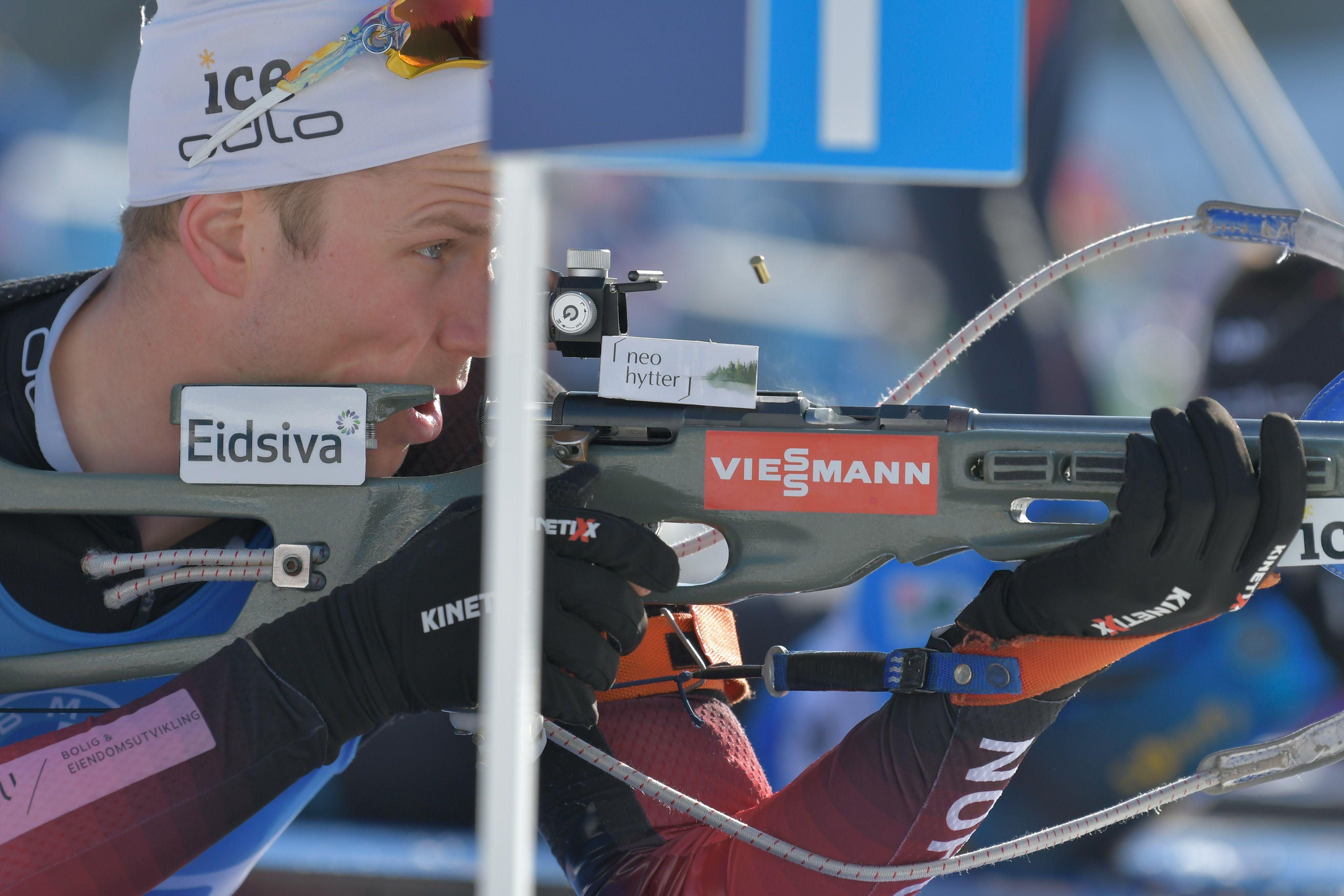 Й. Бё обогнал Тихонова по количеству золотых медалей на чемпионатах мира