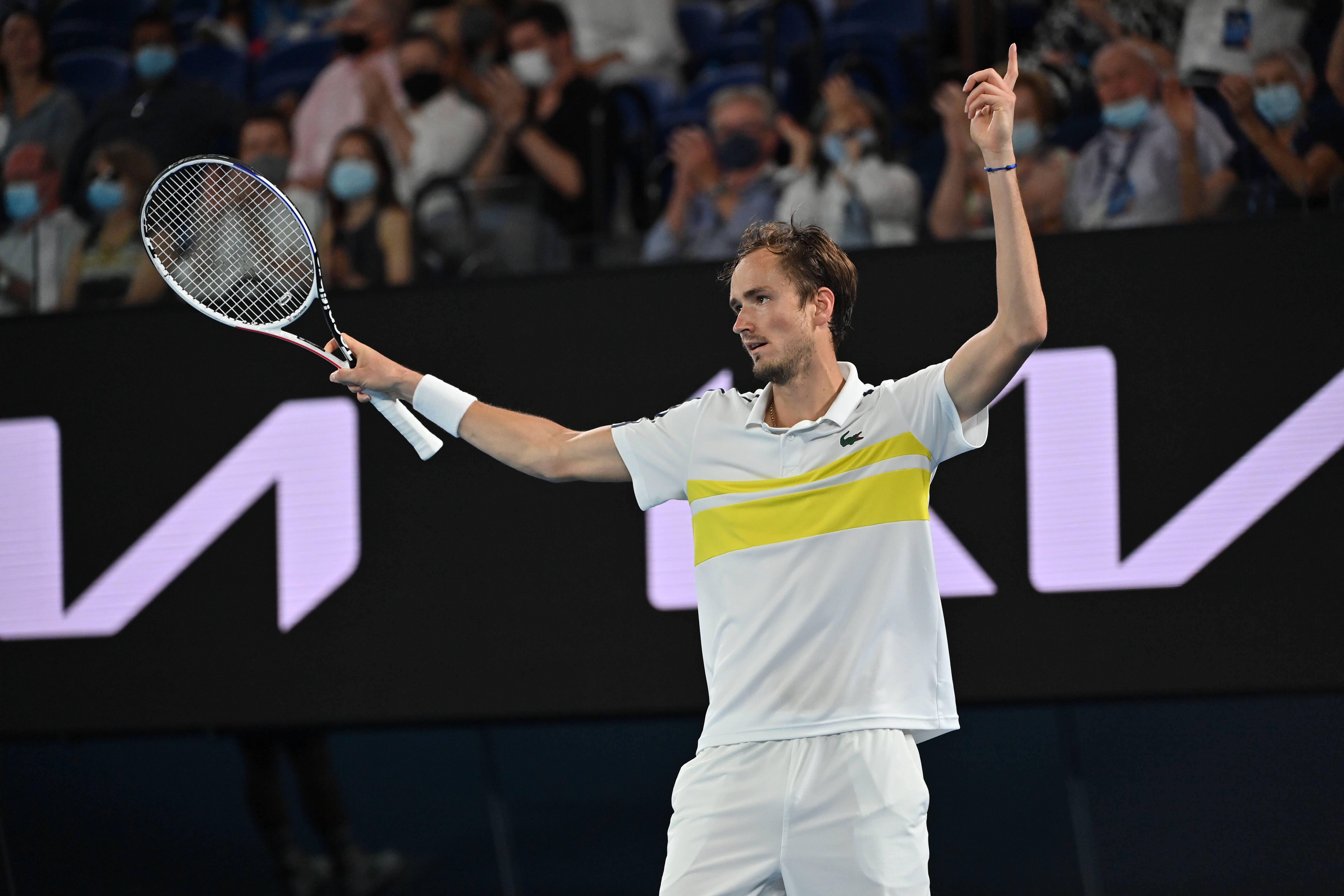 Теннис, Australian Open, финал, Медведев - Джокович, прямая текстовая онлайн трансляция