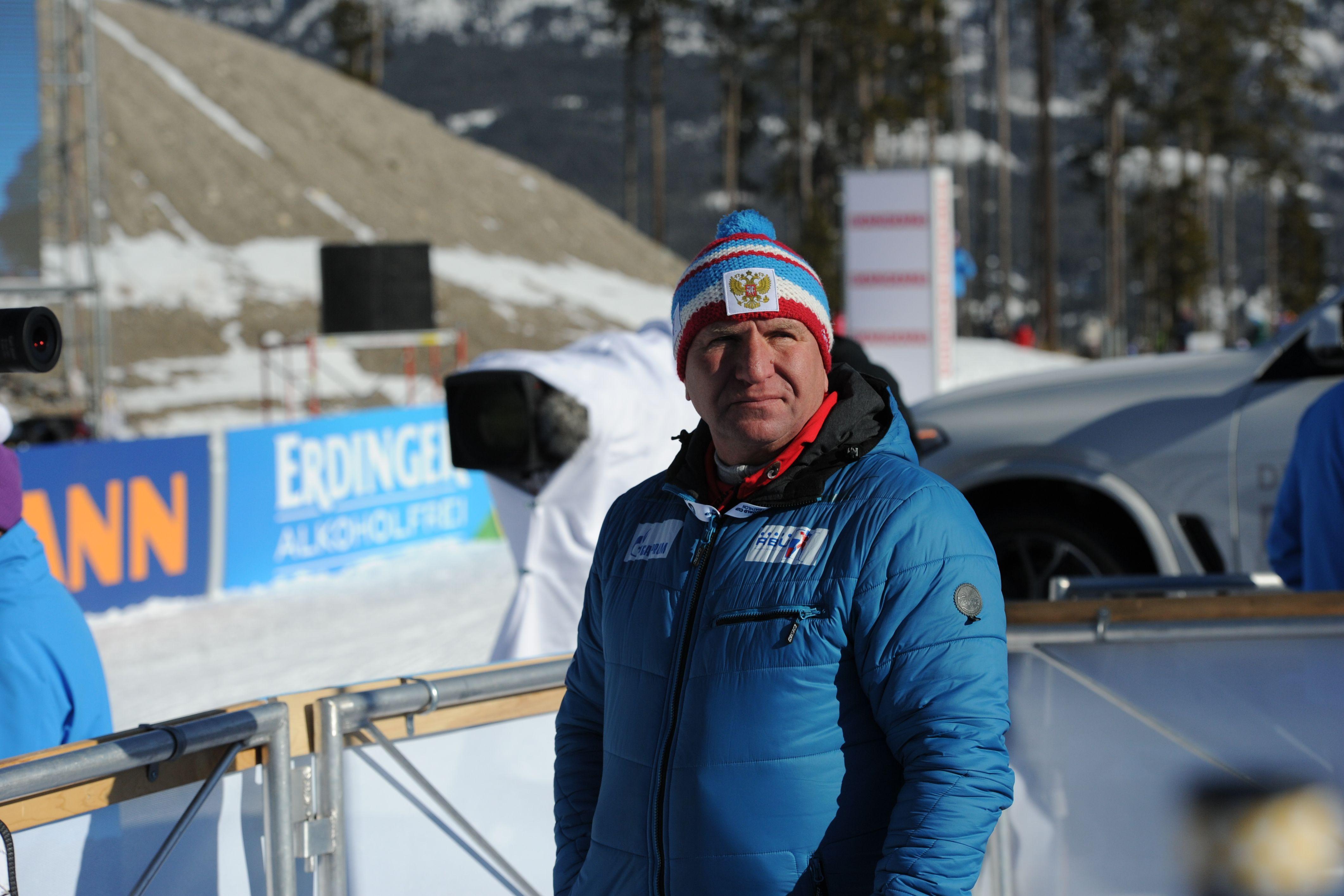 Хованцев прокомментировал выступление российских биатлонисток на ЧМ в Поклюке