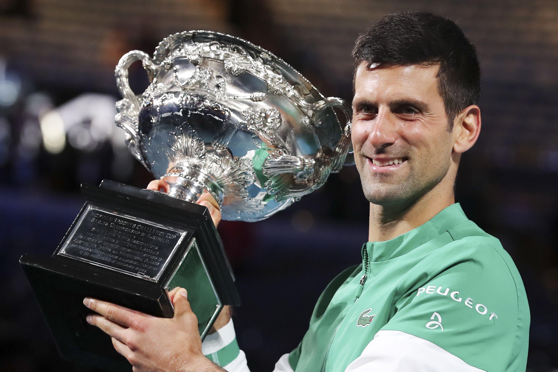 Джокович обрывает поступь Медведева и продолжает погоню за Надалем и Федерером - обзор мужского финала на Australian Open