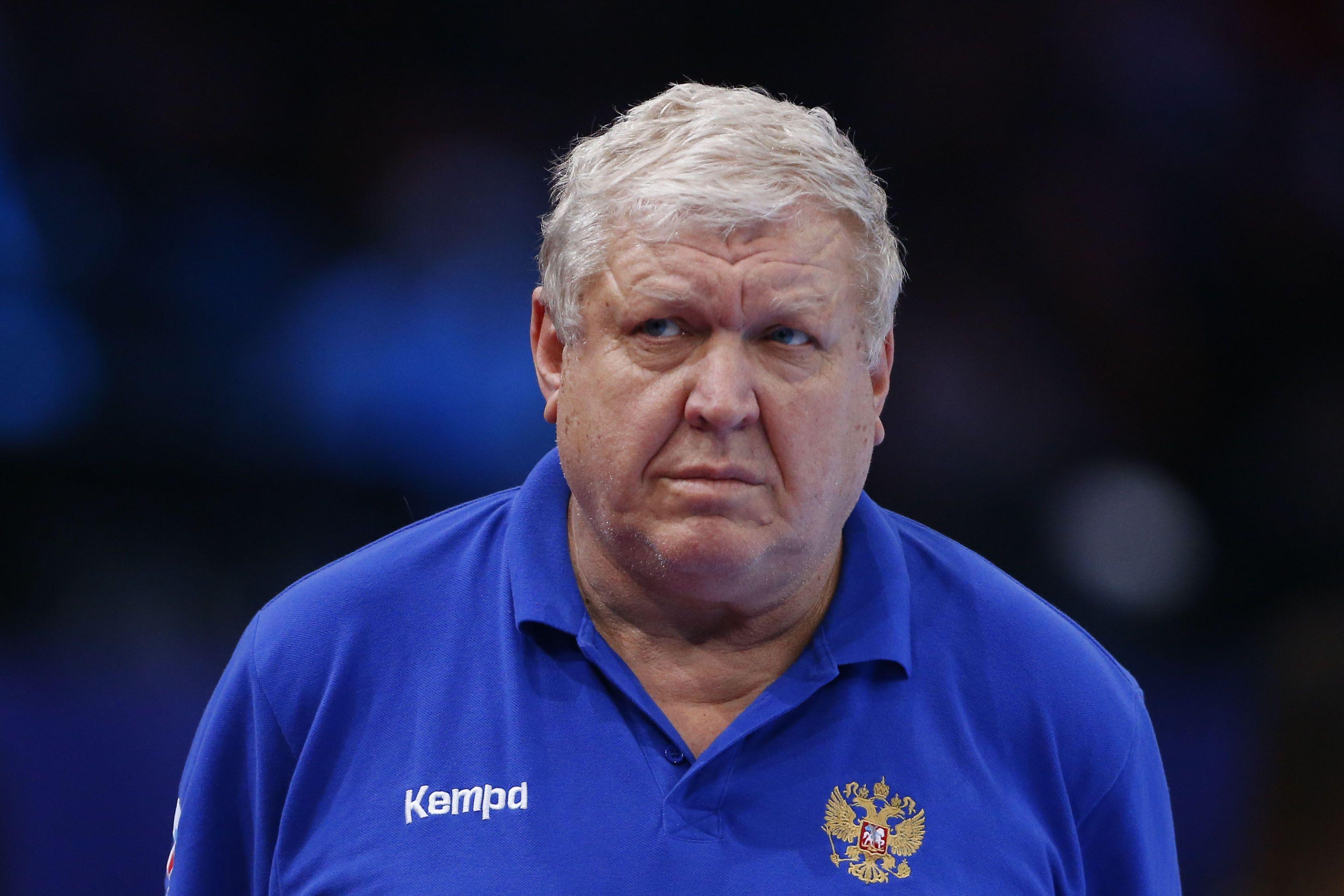 Трефилов: 'Женская сборная России по гандболу должна готовиться к Олимпиаде с нуля'