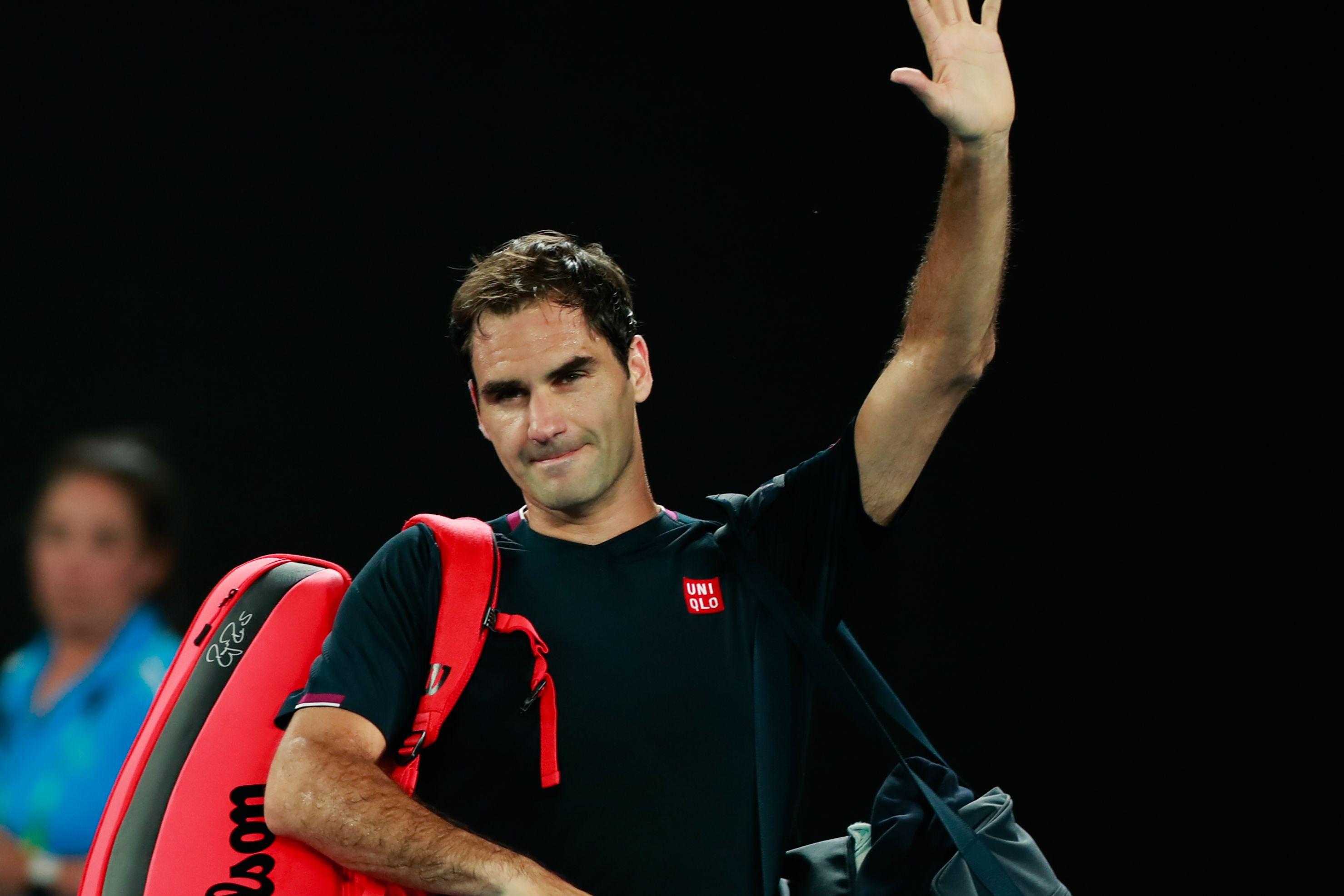 Сафин - Федереру: 'Роджер — последний из нашего поколения. Респект, брат'