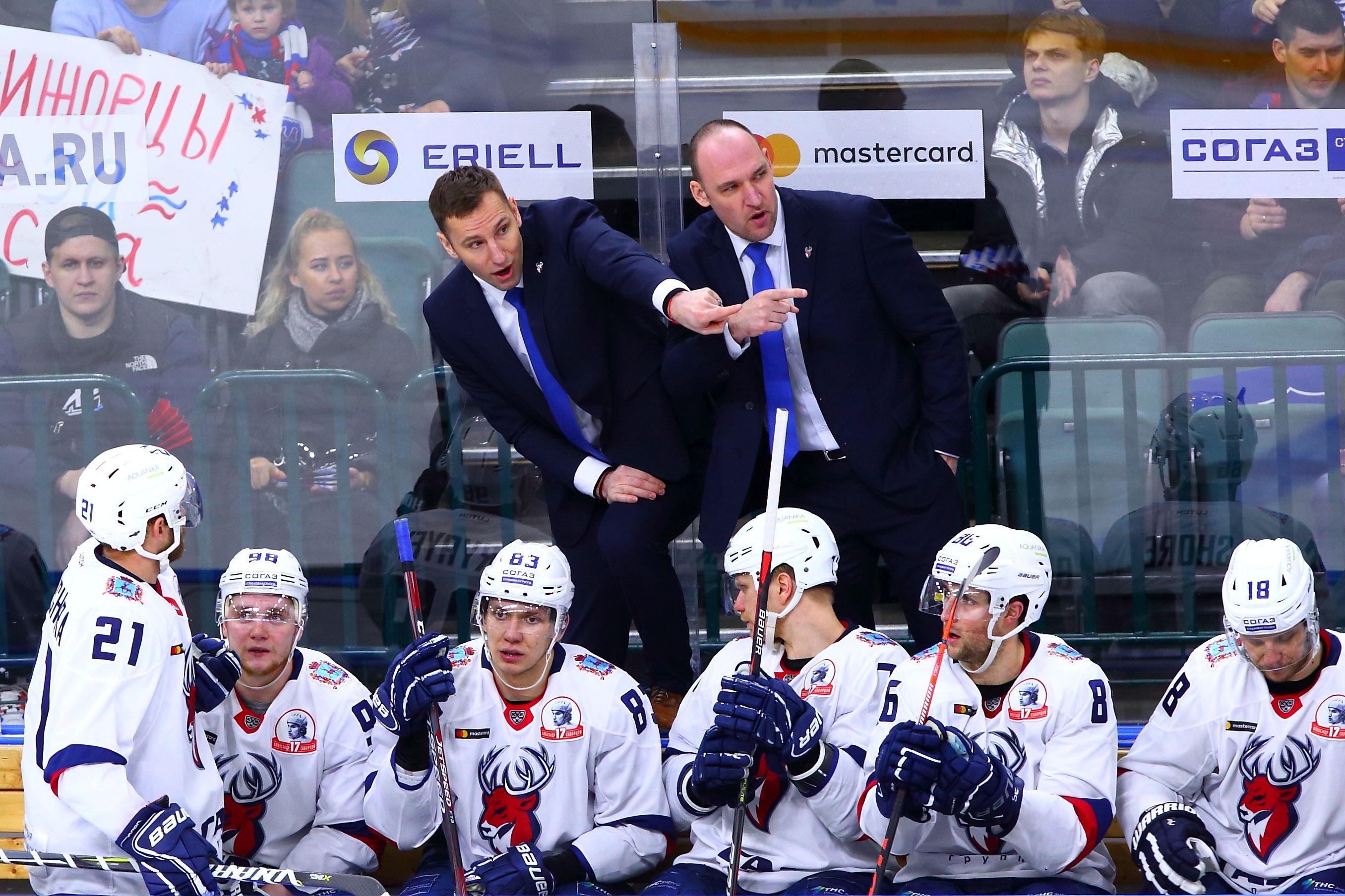 Канадский тренер 'Торпедо': Североамериканские хоккеисты из Европы хотят вернуться в Россию в следующем году'