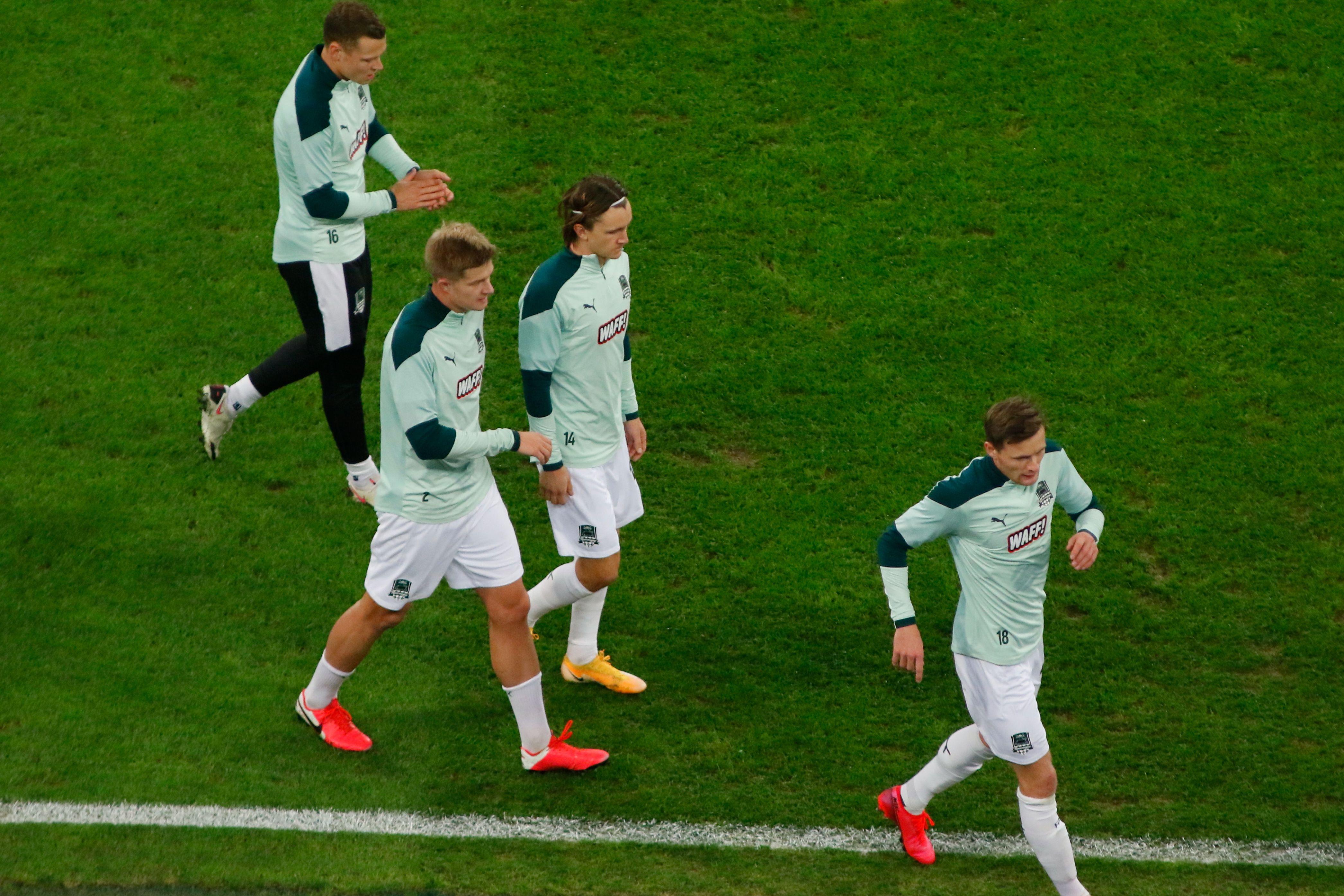 Россия может потерять седьмую строчку в таблице коэффициентов УЕФА