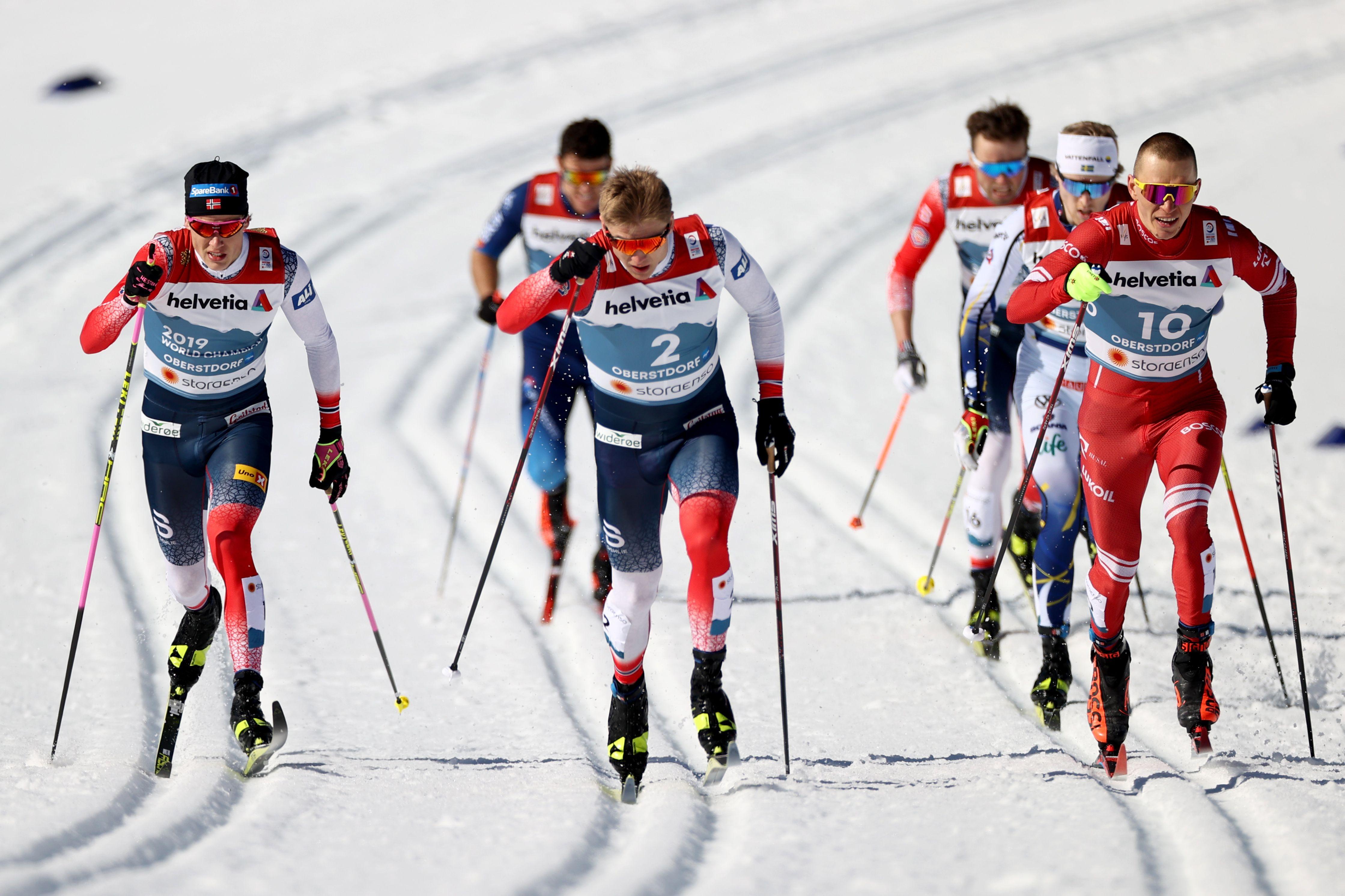 Ретивых объяснил, почему медали лыжного чемпионата мира престижнее, чем в биатлоне