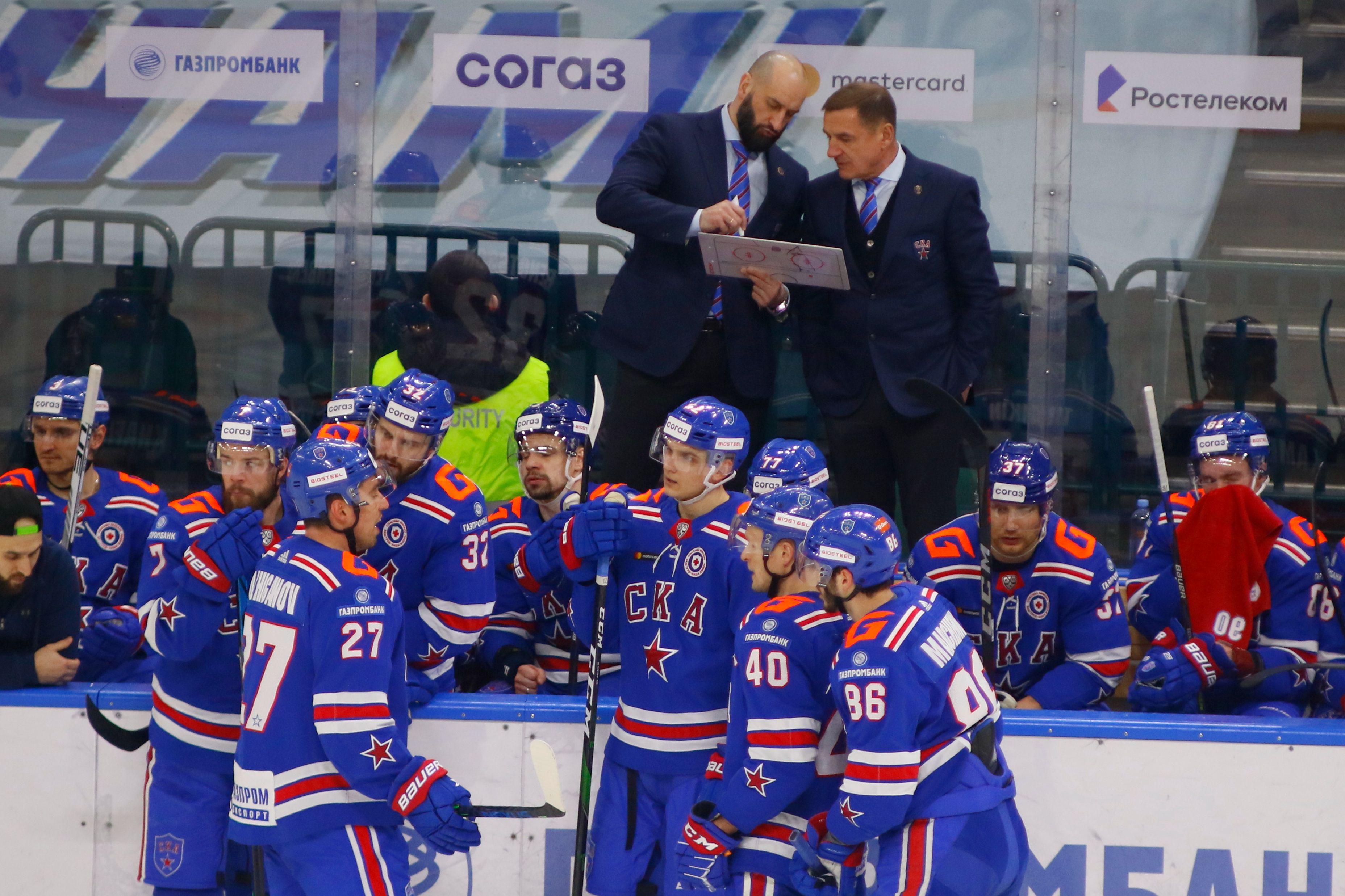 СКА заключил пятилетний контракт с лучшим снайпером МХЛ Мичковым