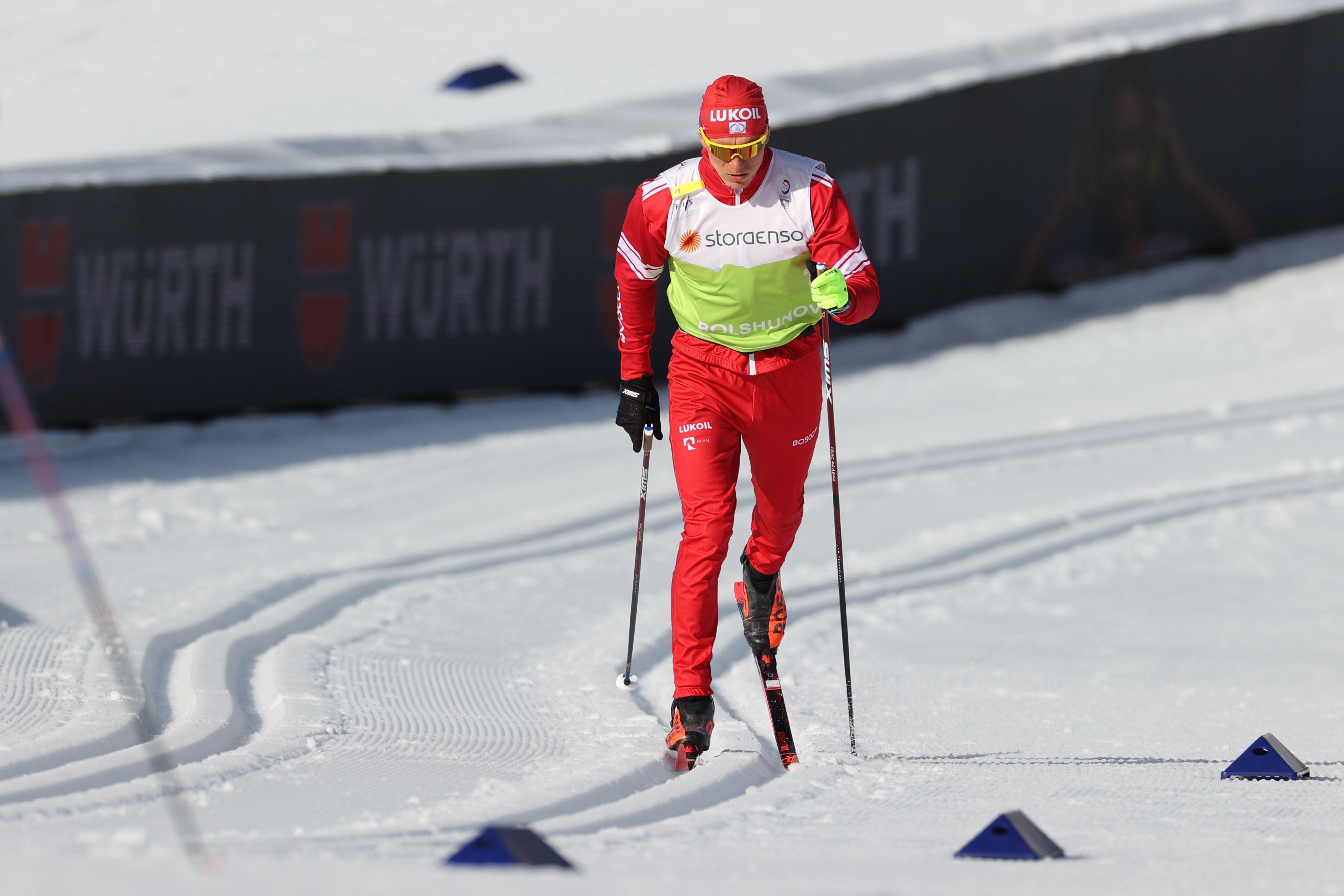 Бородавко: 'Состояние Большунова позволит ему принять участие во всех гонках ЧМ'