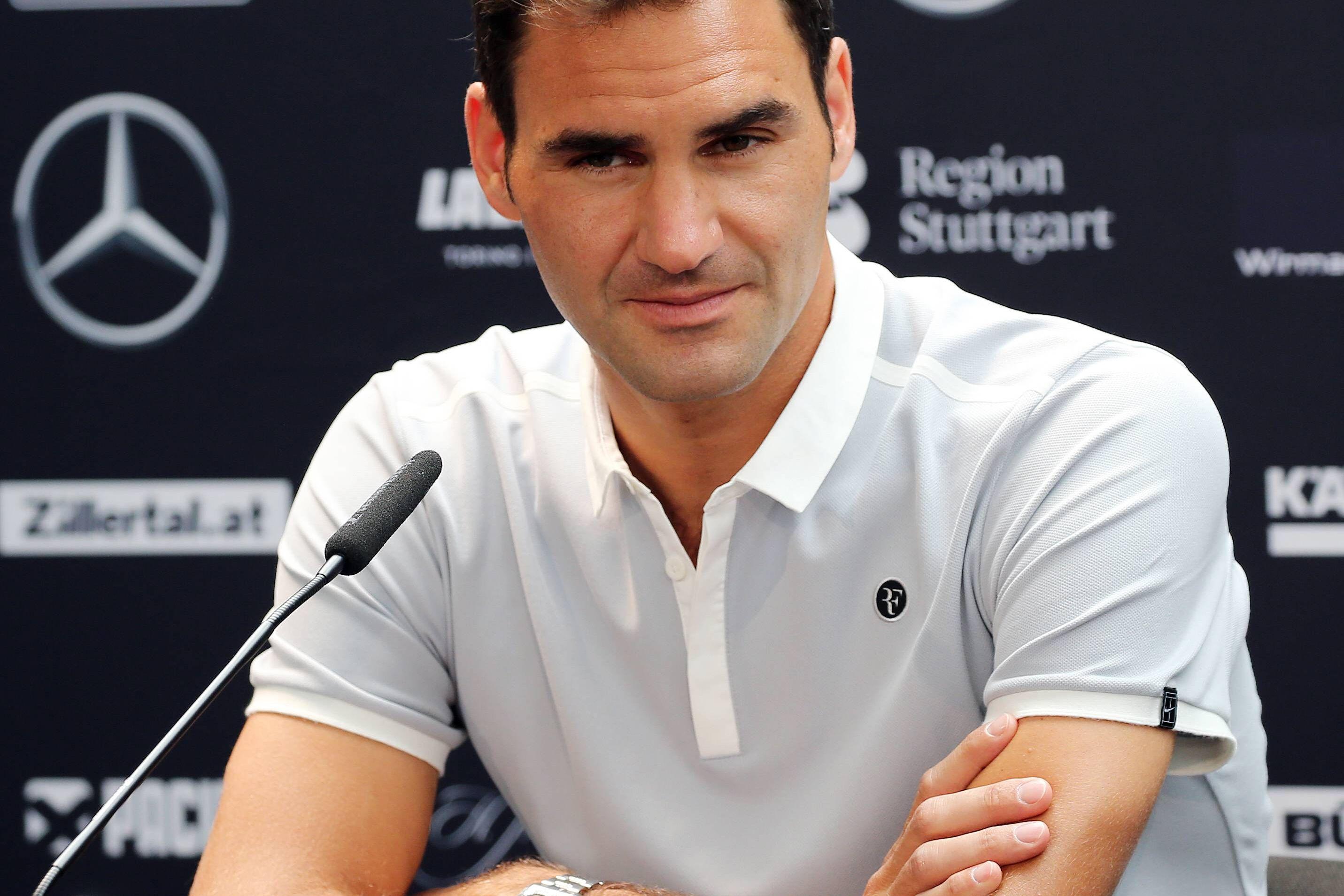 Федерер показал, как готовится к возвращению в ATP-тур (ФОТО)