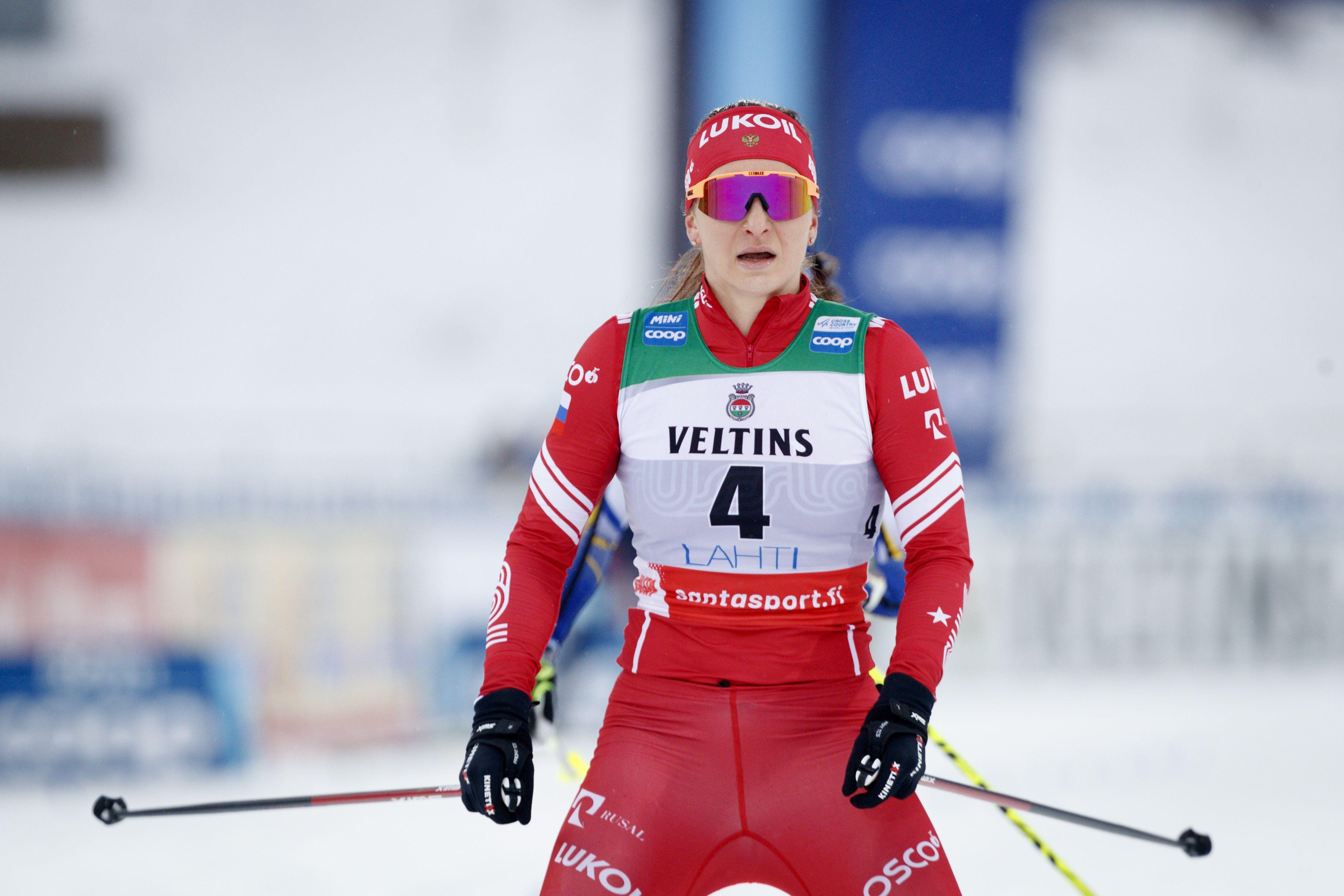 Крянин отреагировал на выступление российских лыжниц в скиатлоне на ЧМ в Оберстдорфе