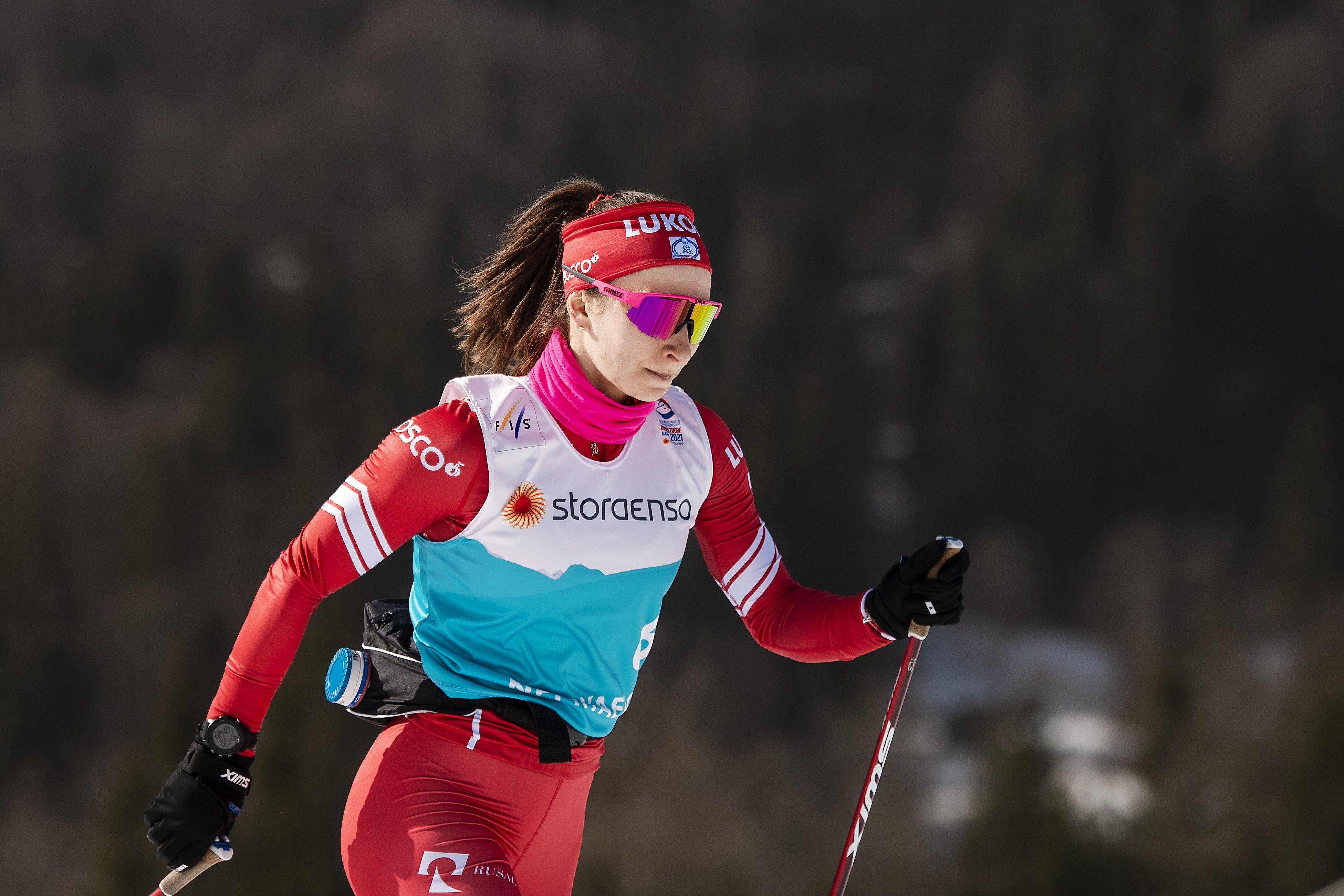 Непряева прокомментировала неудачное выступление в скиатлоне