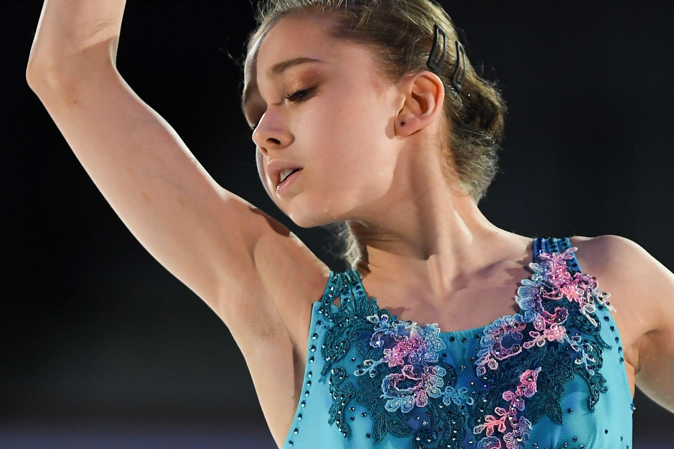 Валиева выиграла короткую программу в финале Кубка России: все результаты