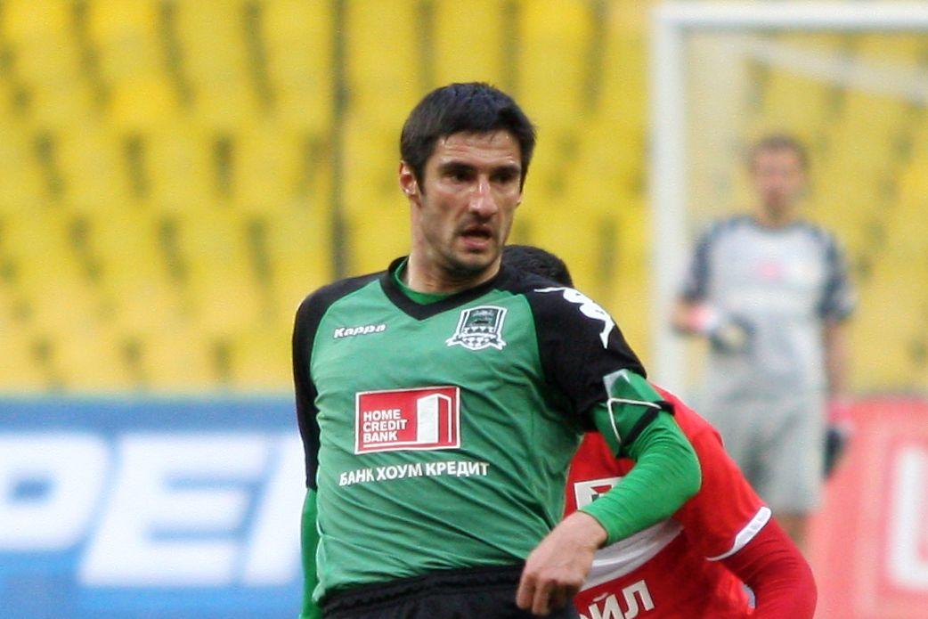 Главный тренер 'Алании' Гогниев ударил судью после матча ФНЛ, его могут дисквалифицировать на два года