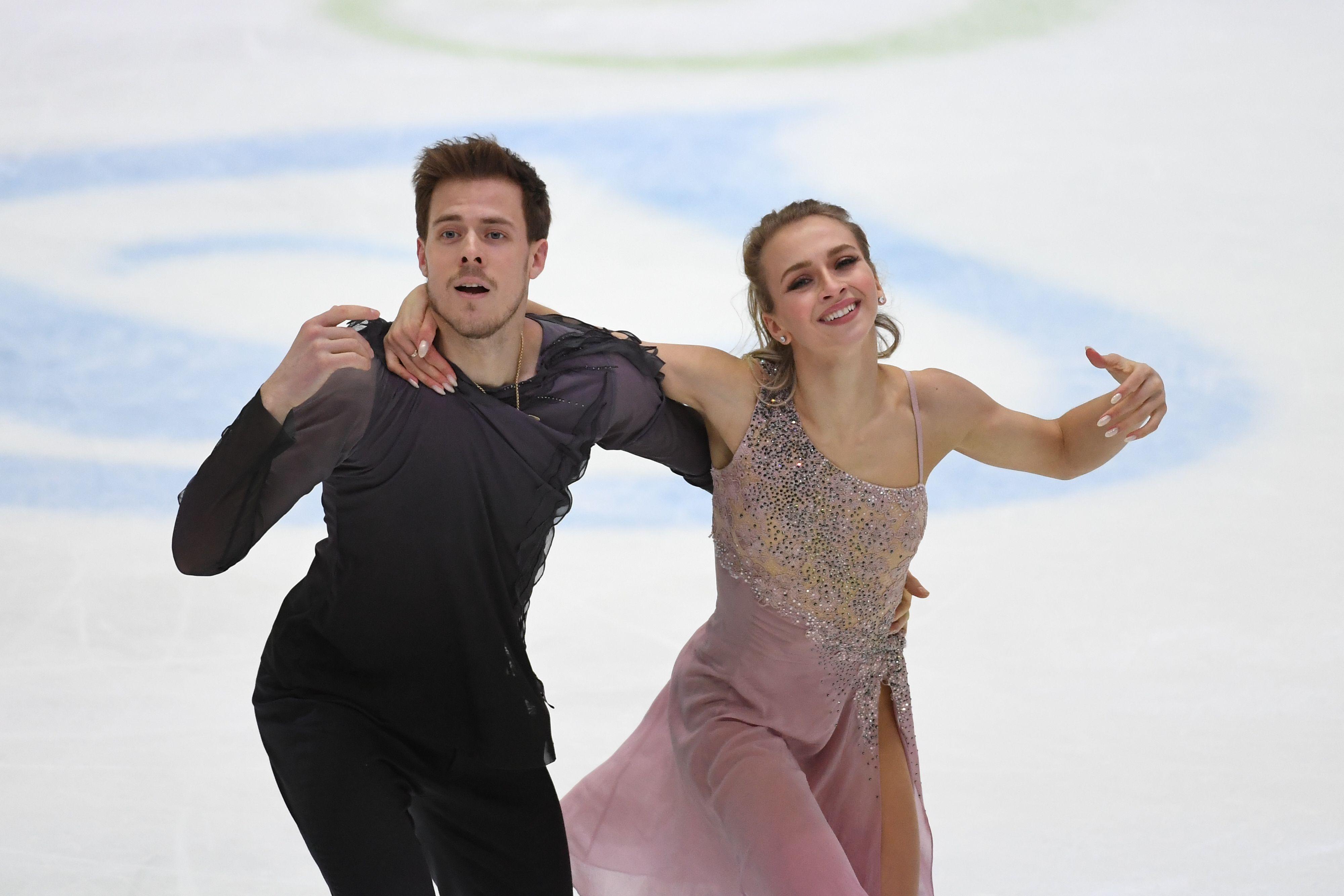 Синицина и Кацалапов одержали победу в финале Кубка России: все результаты танцевальных пар