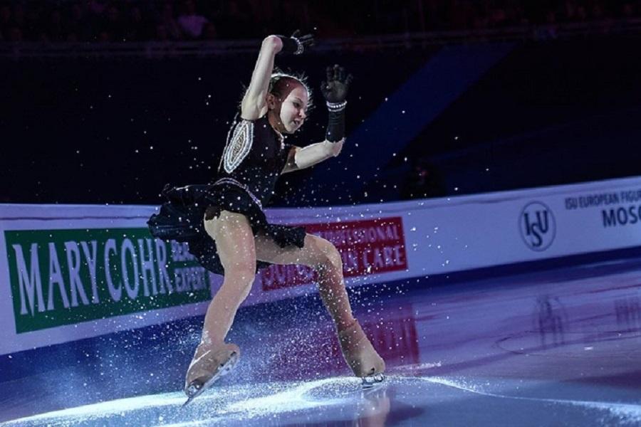 Трусова дала большое интервью: 'У меня много шрамов из-за езды на роликах'. ВИДЕО