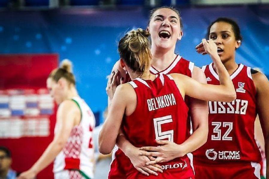 Россиянки обыграли Хорватию на чемпионате Европы и возглавили группу D