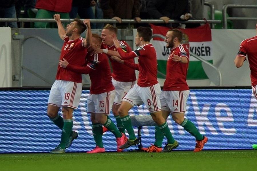 Венгрия - Франция - 1:0: роскошный гол Фиолы. ВИДЕО