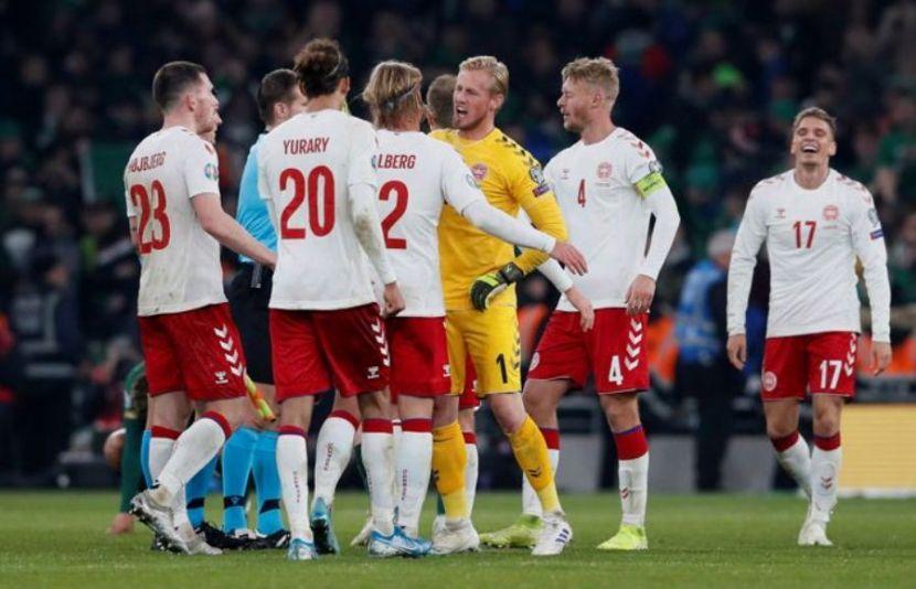 Защитник сборной Дании Вестергор: 'Мы выйдем и победим сборную России'