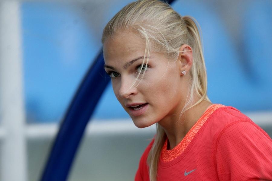Клишина объяснила, почему пропустит чемпионат России перед Олимпиадой. ФОТО