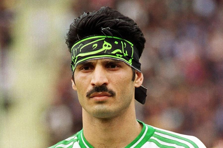 Иранский форвард Даеи отреагировал на то, что Роналду повторил его рекорд по голам за сборную
