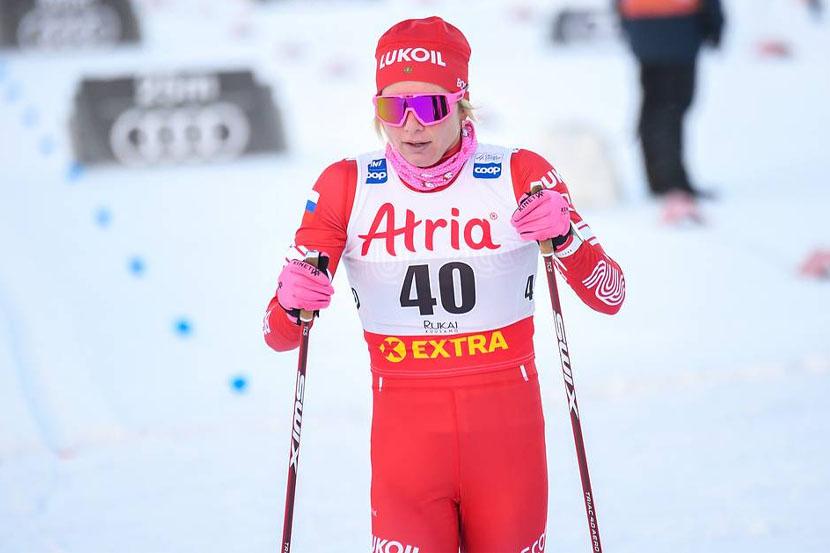 Лыжница Сорина будет тренироваться с Йохауг