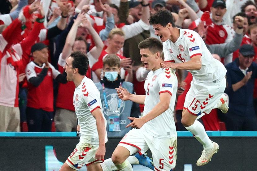 Прогноз Журавеля на матч 1/8 финала Евро-2020 между Уэльсом и Данией