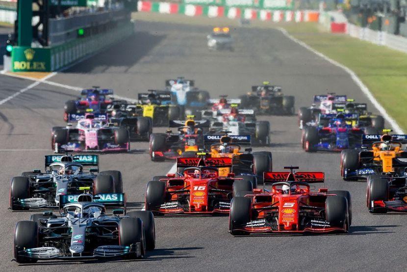 Формула-1, Гран-при Штирии, квалификация, прямая текстовая онлайн трансляция