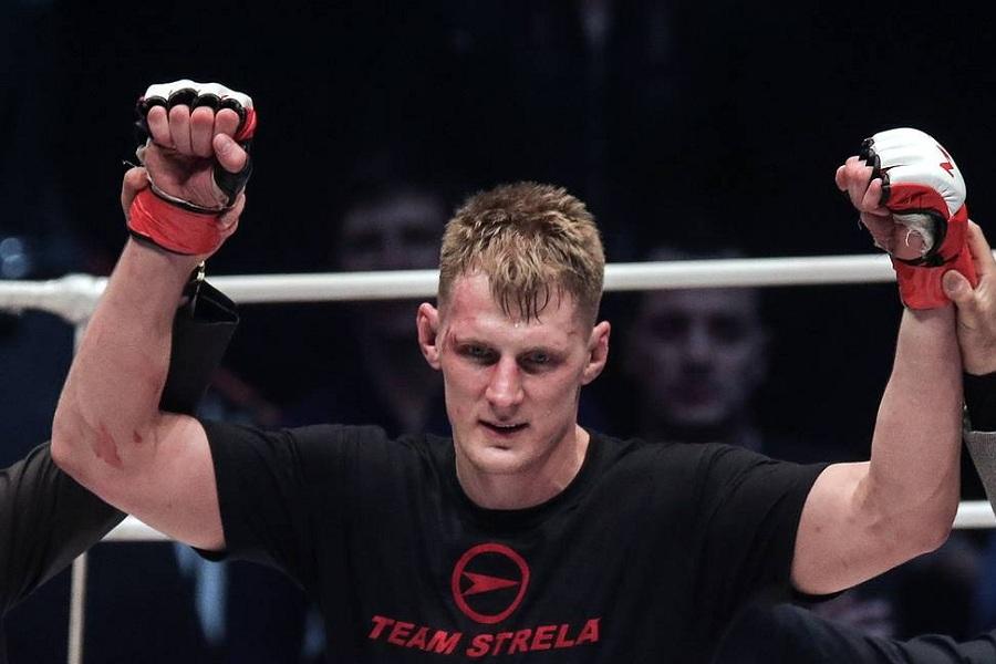 ММА, UFC Vegas 30, Волков - Ган, Прямая текстовая онлайн трансляция