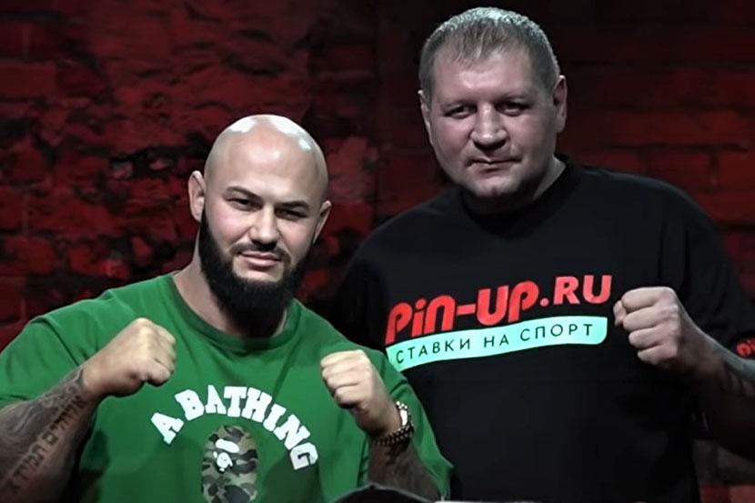 Джиган рассказал, когда состоится бой с А. Емельяненко