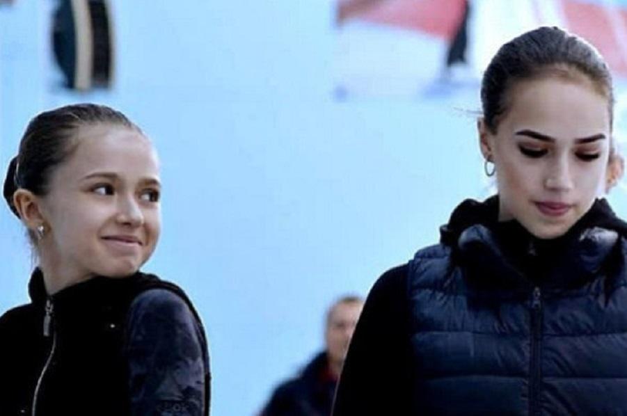 Повзрослевшая Валиева показала новый снимок из Новогорска. ФОТО