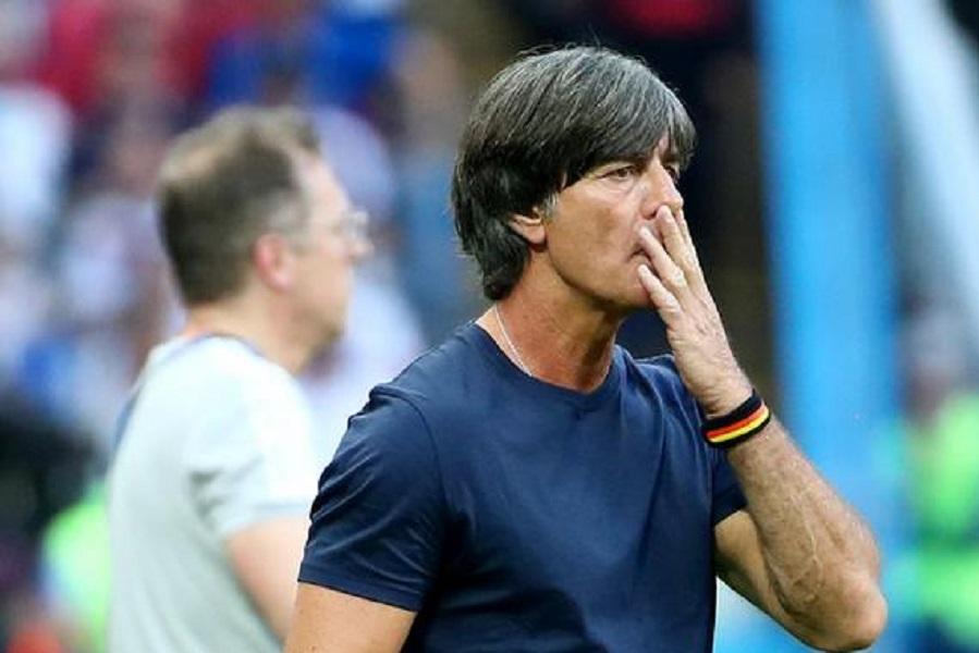 Лёв покидает пост главного тренера сборной Германии