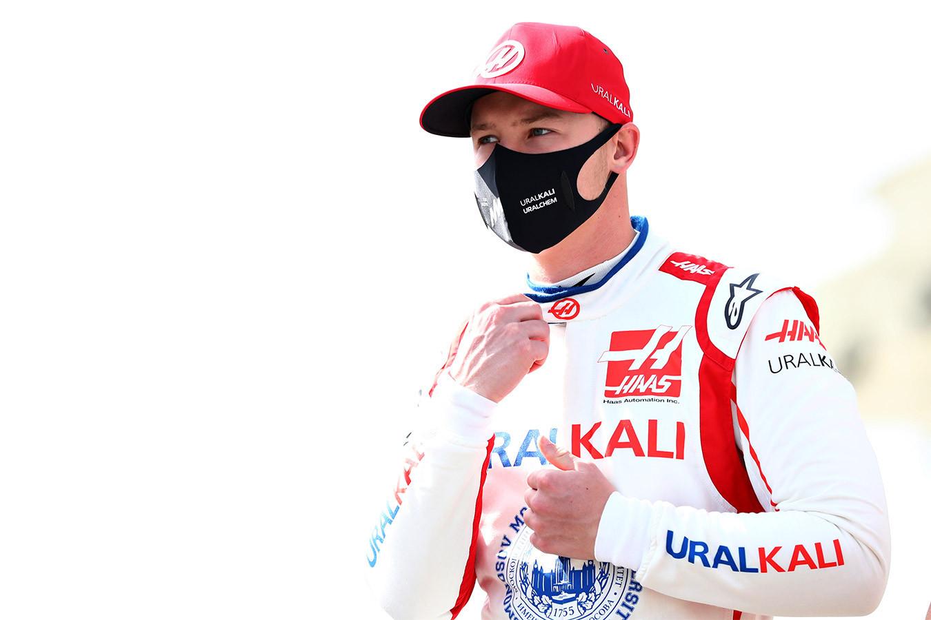 Руководитель 'Хааса' оценил выступление Мазепина и Шумахера на Гран-при Австрии