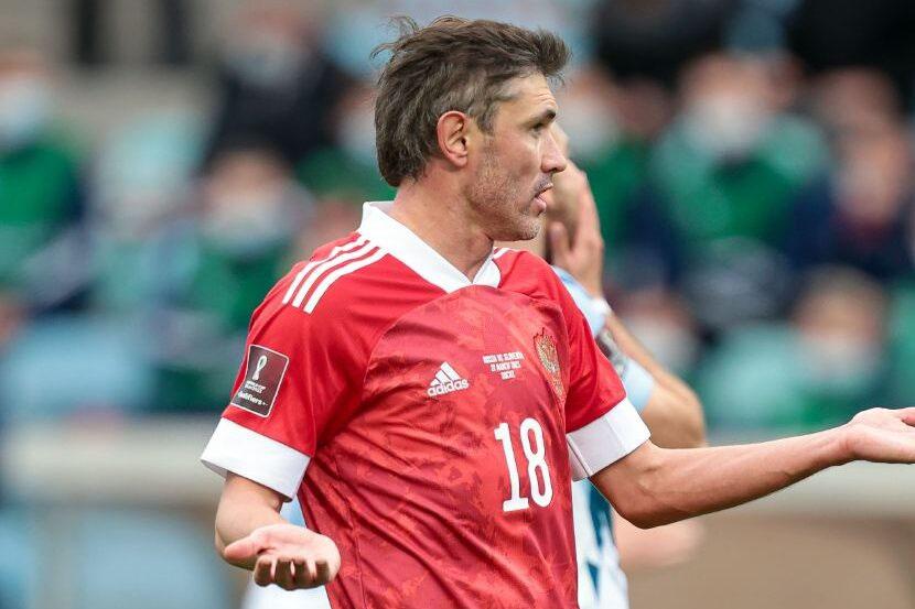 Жирков поддержал Черчесова после провала на Евро-2020: 'Вся команда несёт ответственность'