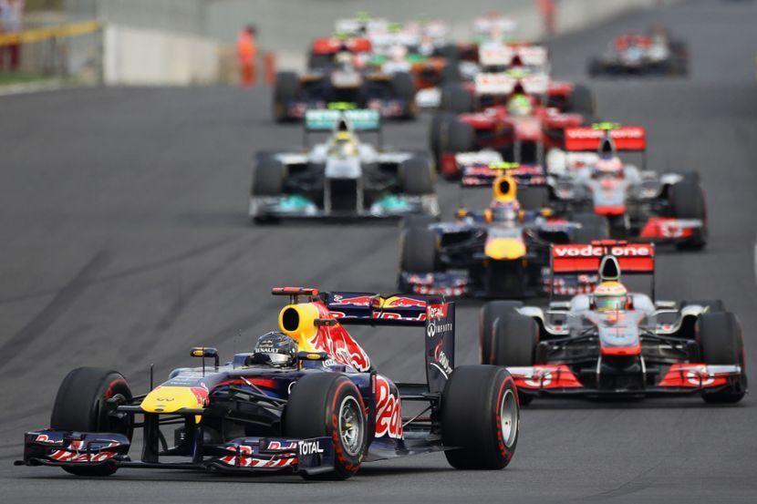 Гран-при Австралии Ф-1 отменён